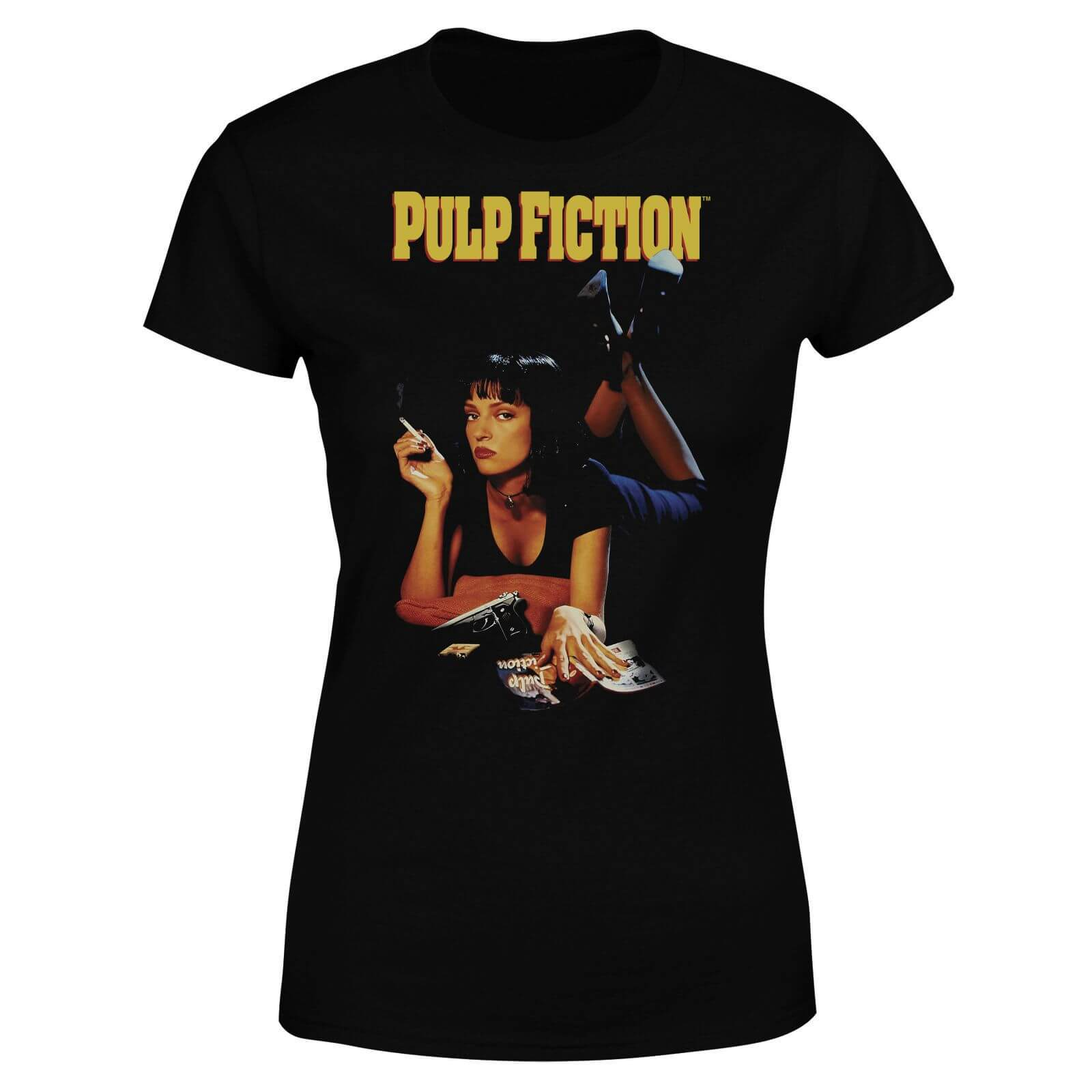 Pulp Fiction Poster Women