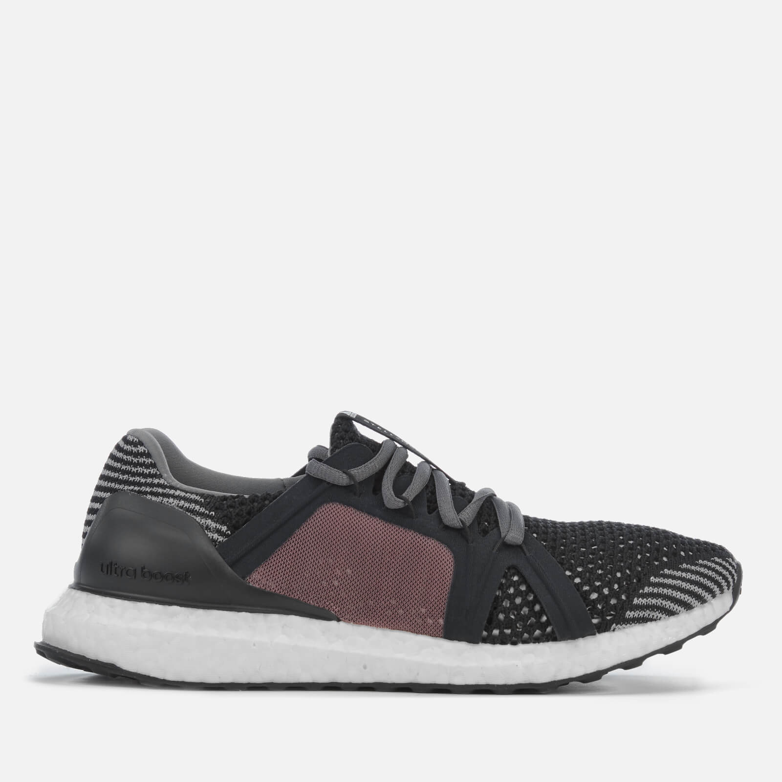 new arrivals 7930c 3bf6a adidas by Stella McCartney Women's Ultraboost Trainers - Core Black/Pink/Red