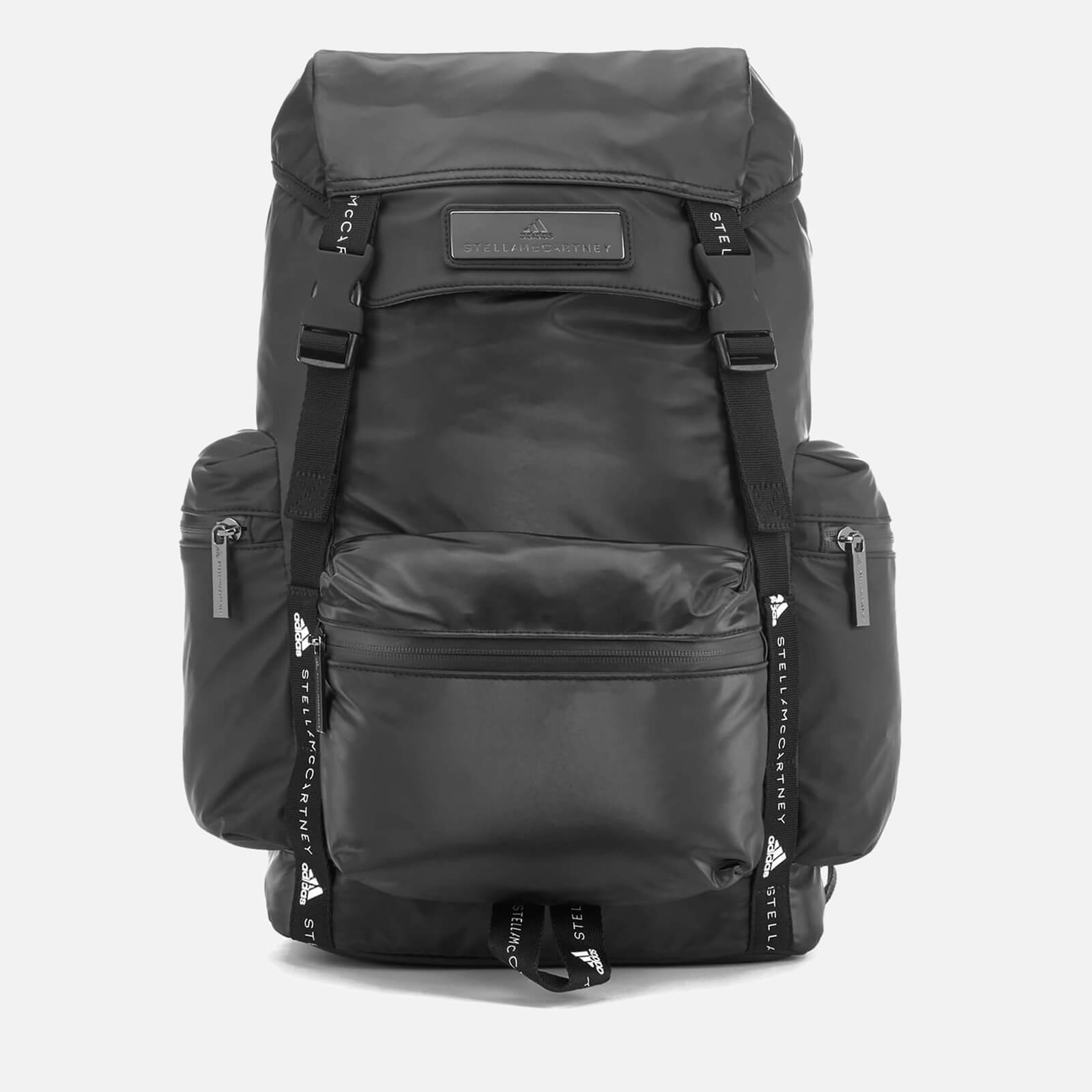 dd5c0a6254 adidas by Stella McCartney Women s Backpack - Black - Free UK Delivery over  £50