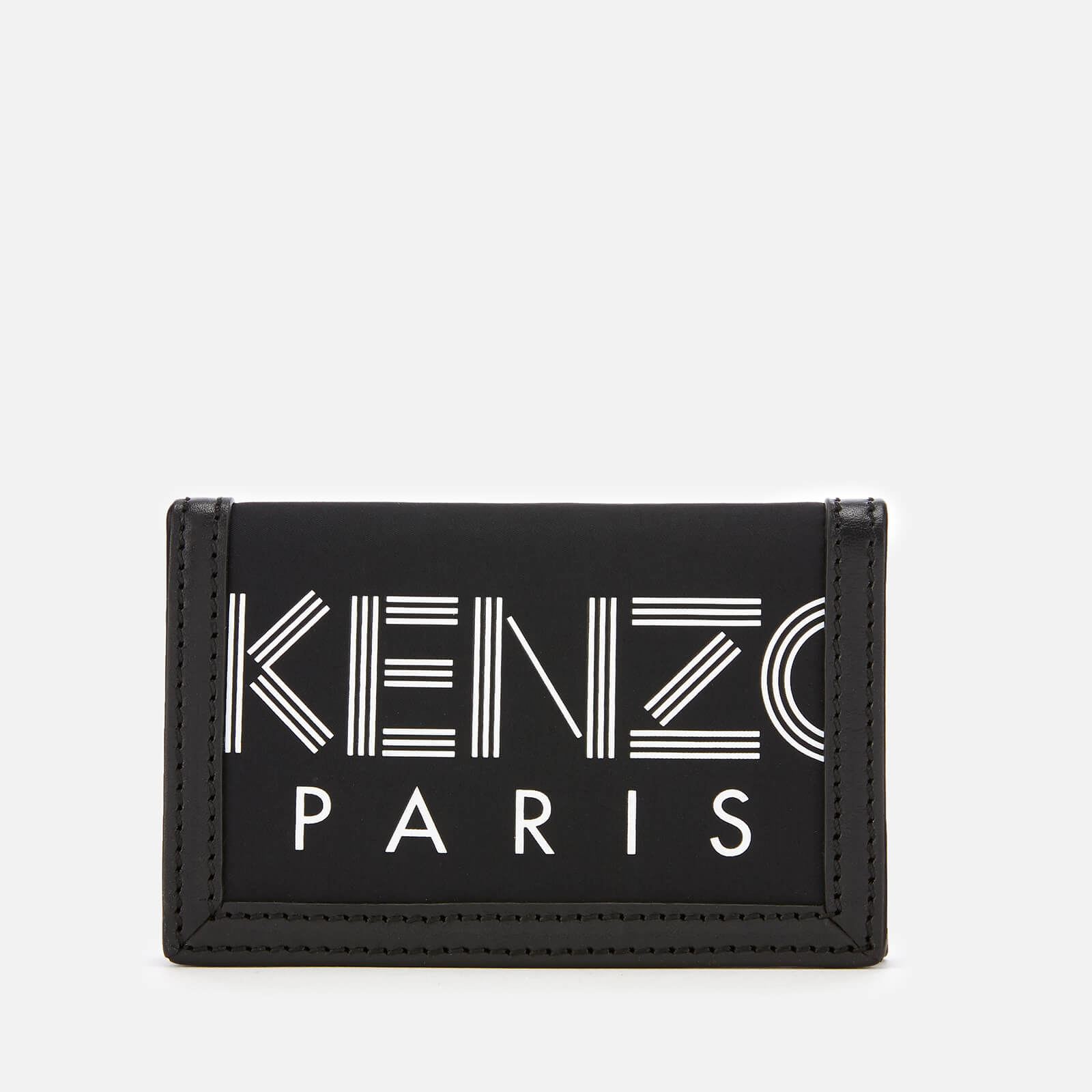 1b1b5181f170 KENZO Men's Gotcha Wallet - Black - Free UK Delivery over £50