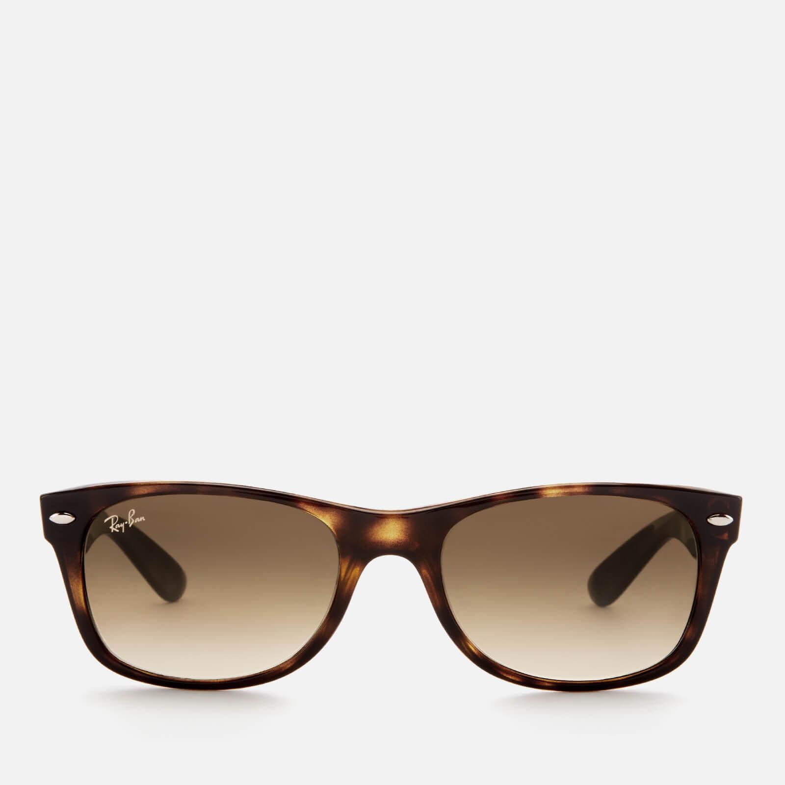 8cb558f0e7 Ray-Ban Men s New Wayfarer Sunglasses - Light Havana Mens ...