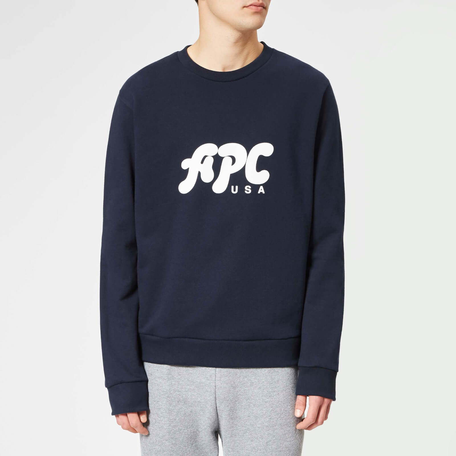 £50 A Over cMen's Dark Free Gabe p Sweat Delivery Uk Navy QCxBrWdeo