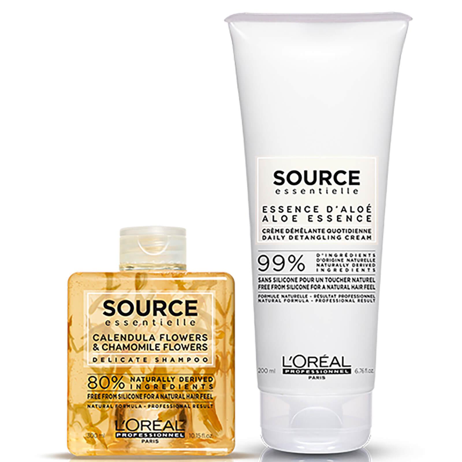 L Oréal Professionnel Source Essentielle Delicate Duo. Description 386fc25681b