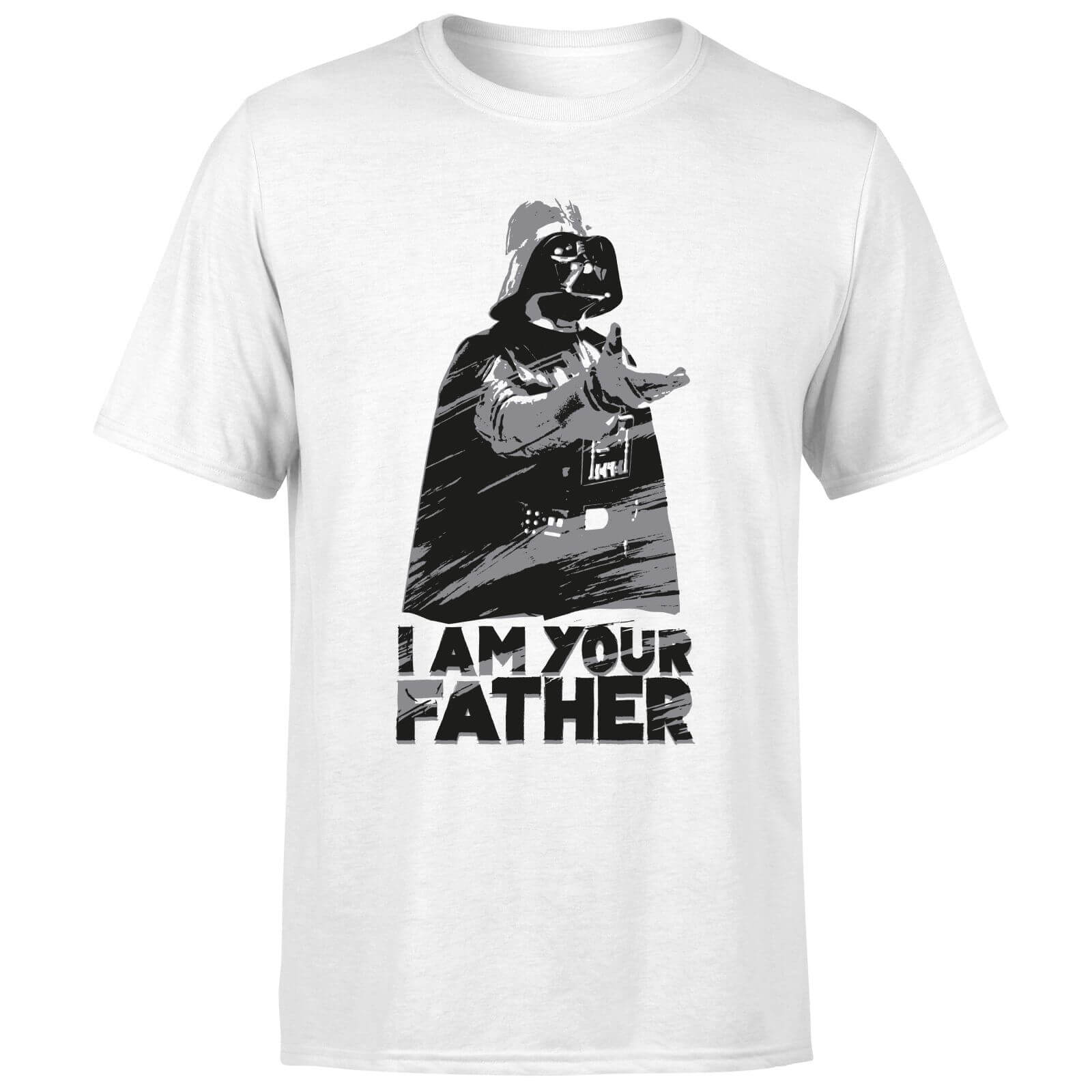 Star Wars Darth Vader I Am Your Father Sketch Men