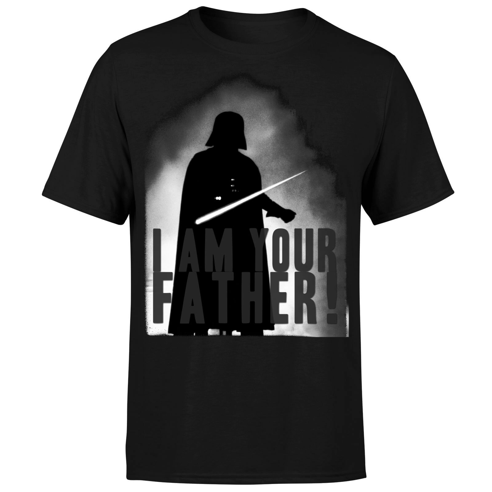 Star Wars Darth Vader I Am Your Father Silhouette Men