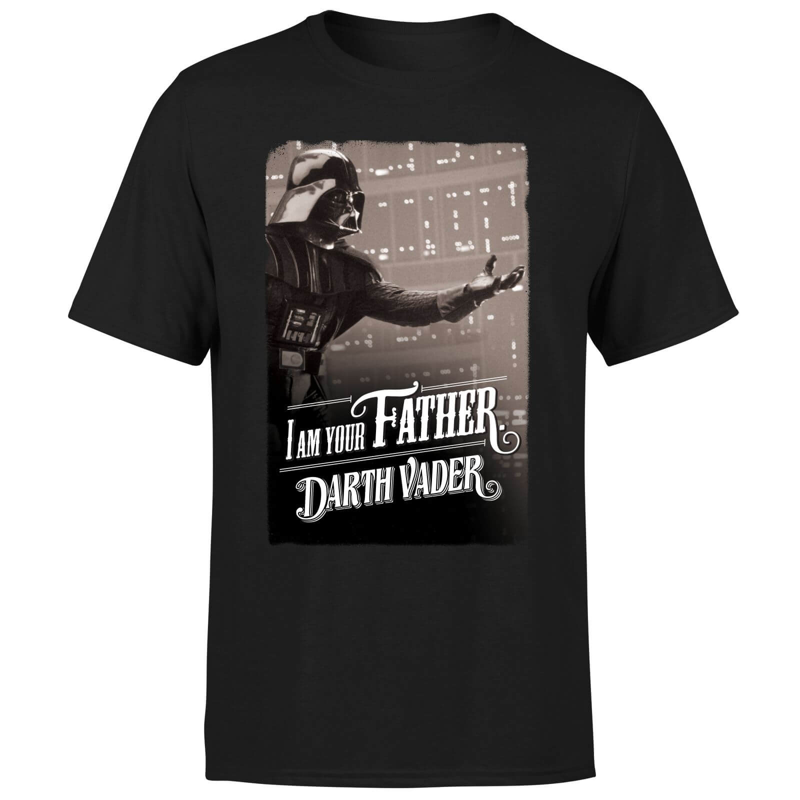 Star Wars Darth Vader I Am Your Father Open Arm Men