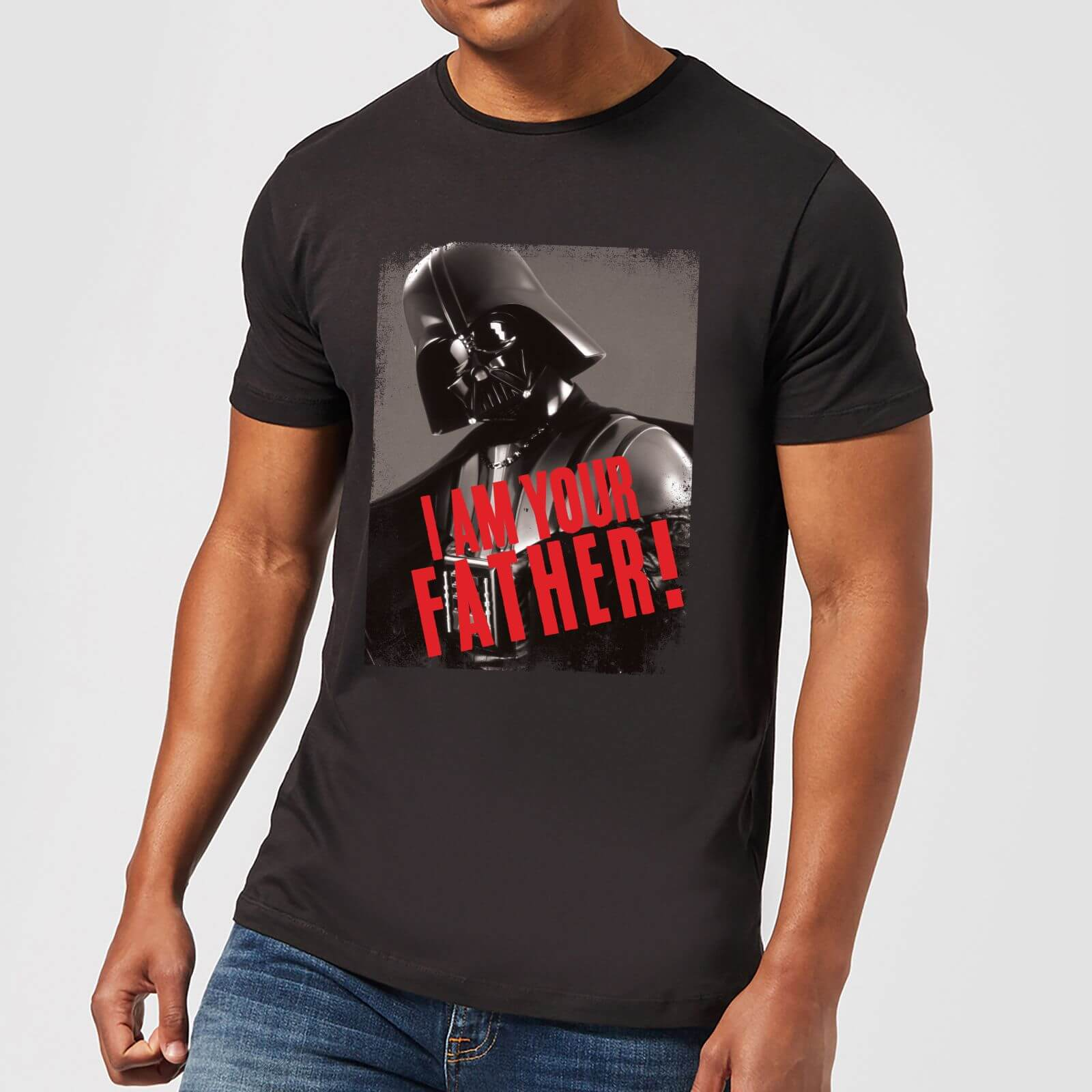 cd651414 Star Wars Darth Vader I Am Your Father Gripping Men's T-Shirt - Black  Clothing | Zavvi
