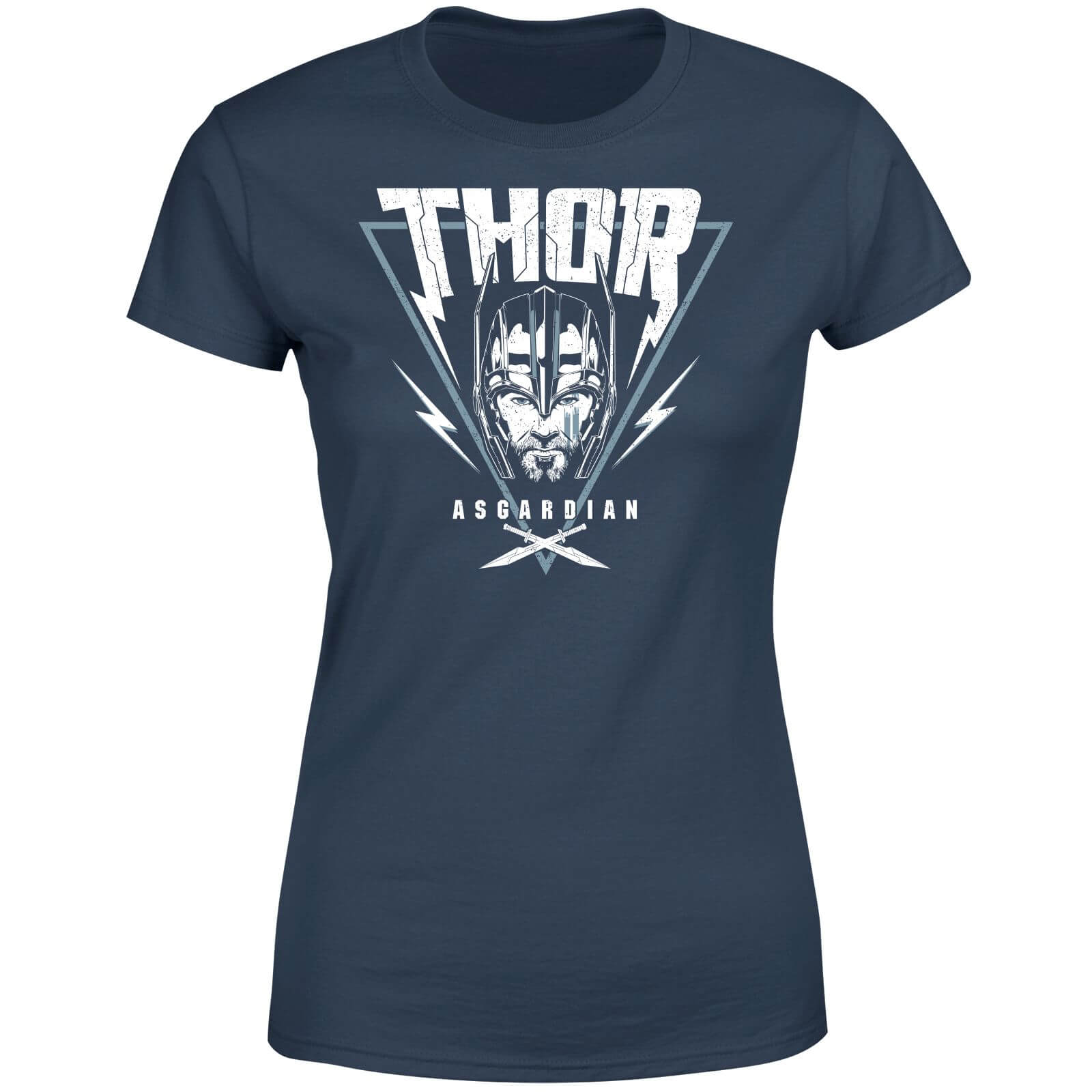 Marvel Thor Ragnarok Asgardian Triangle Women