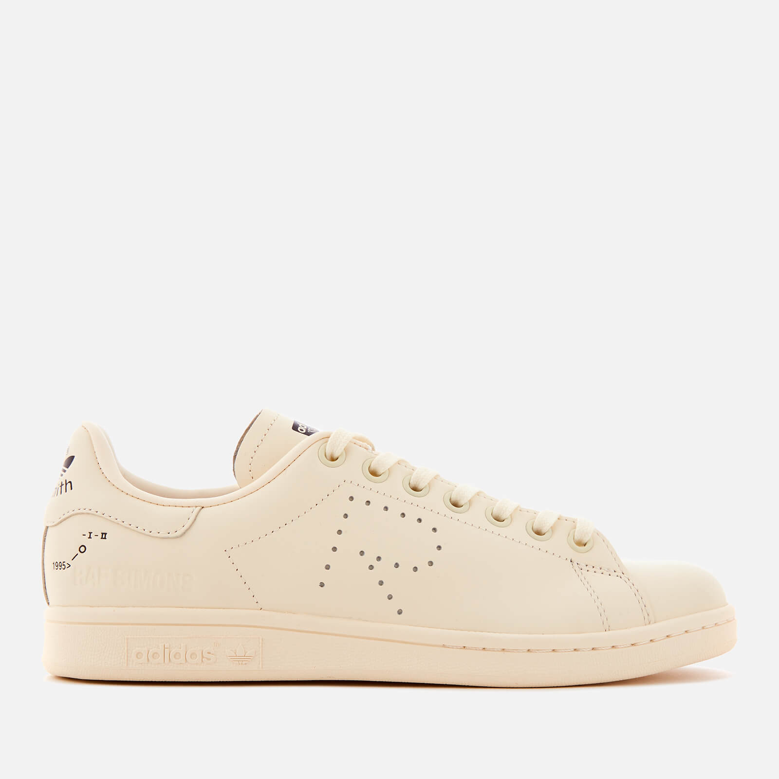 89cb4316de1982 adidas by Raf Simons Stan Smith Trainers - C White C Brown - Free UK  Delivery over £50