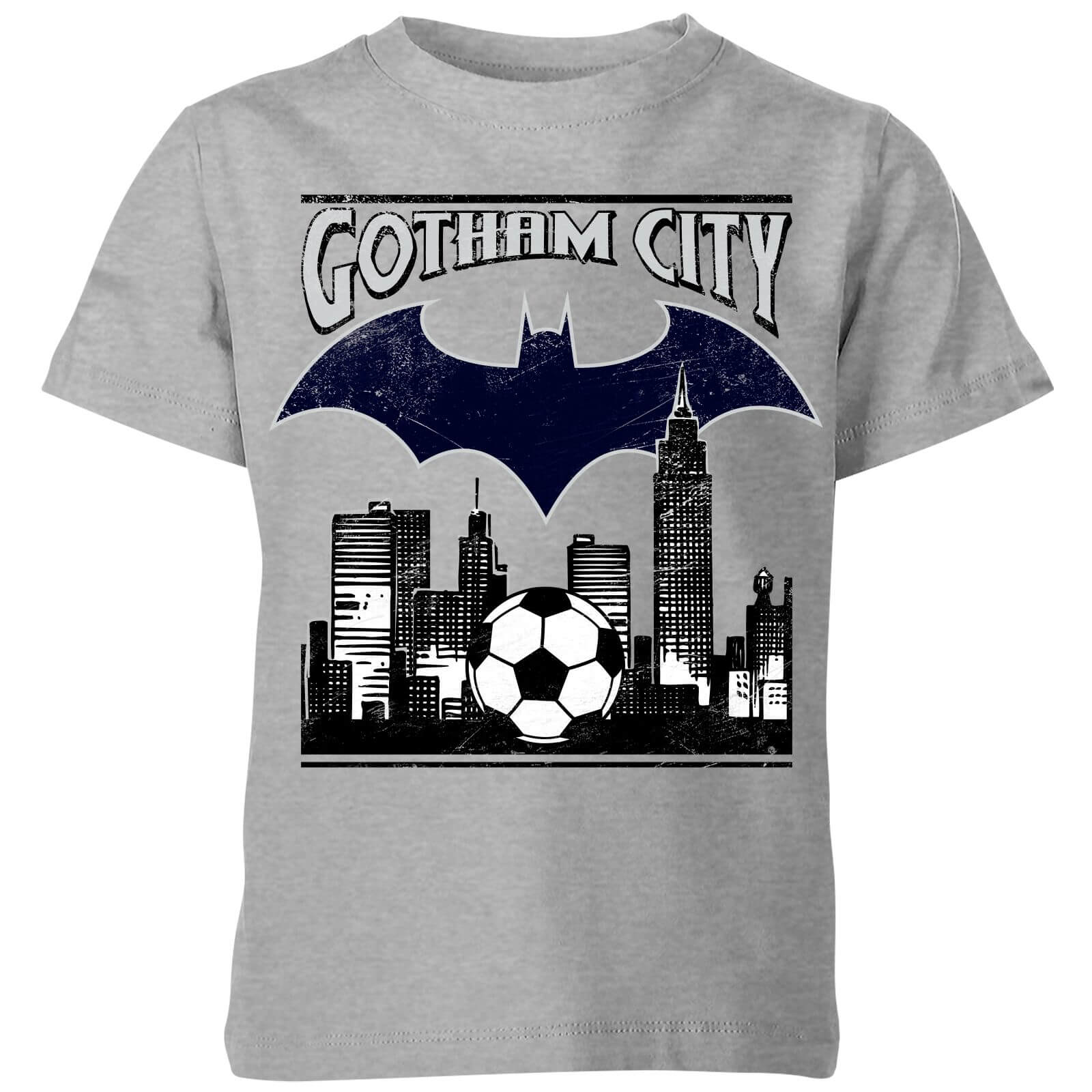 DC Batman Football Gotham City Kids