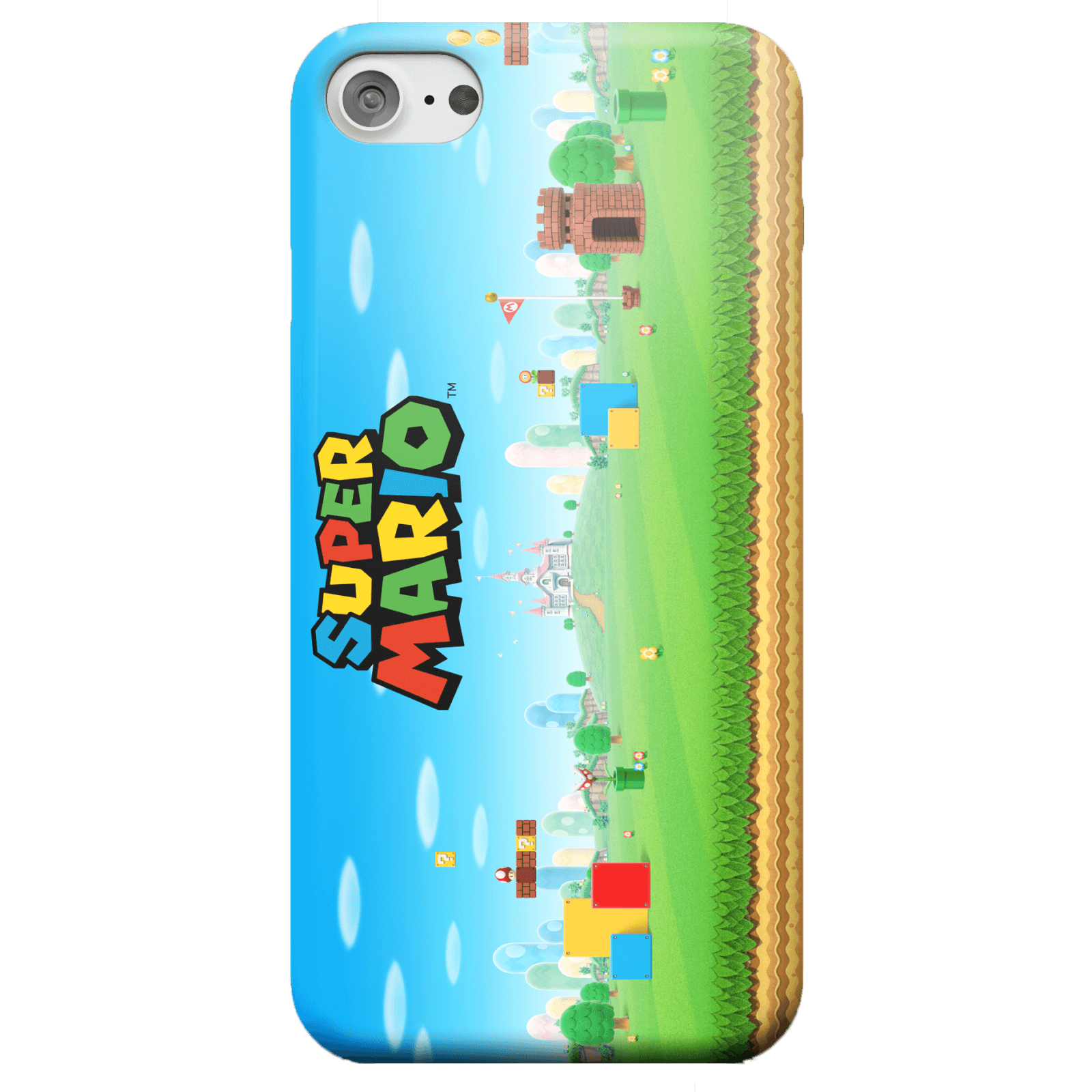 Nintendo Super Mario Full World Phone Case