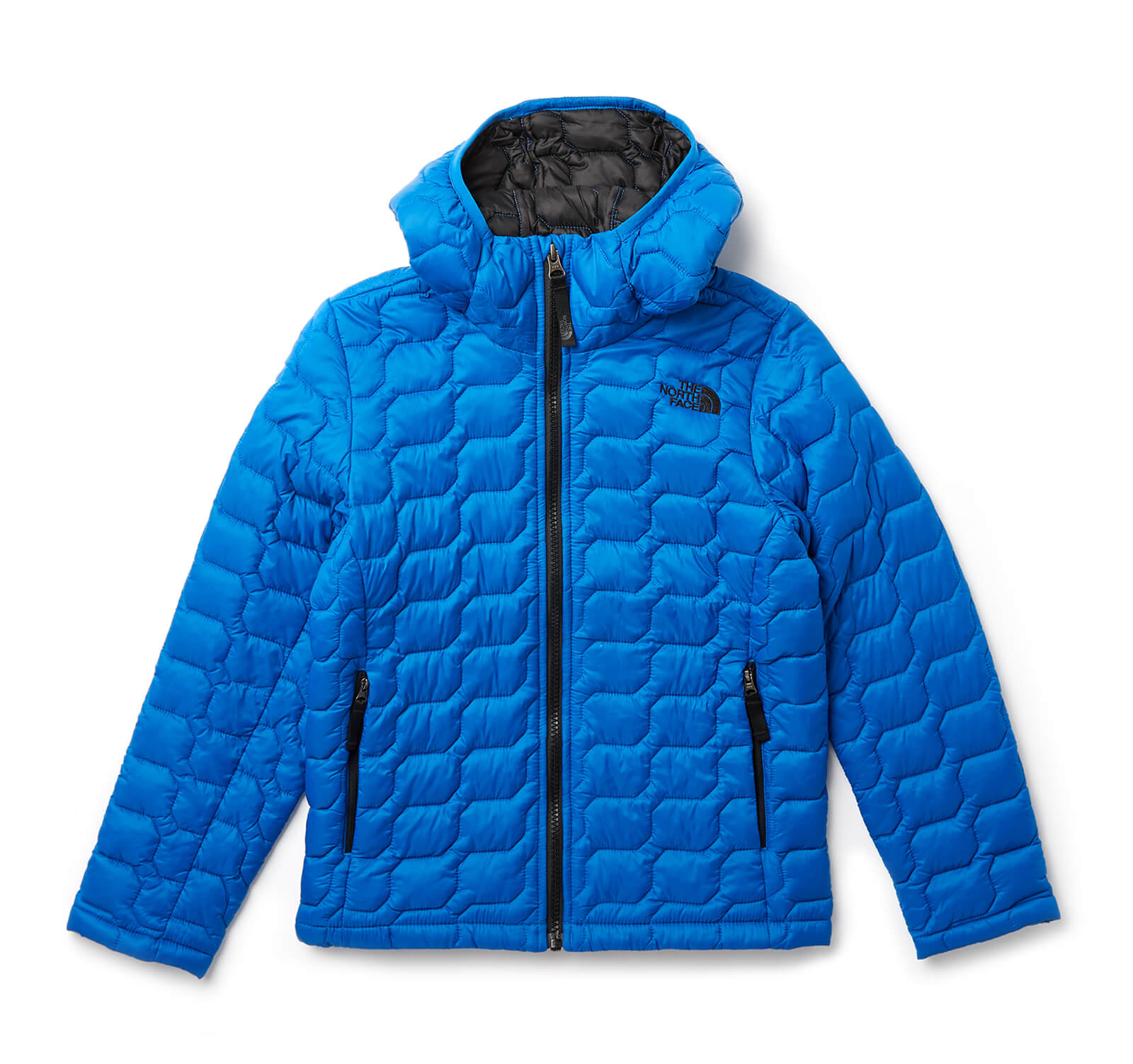 0bb37f7a6 The North Face Boys' Thermoball Hoody - Turkish Sea