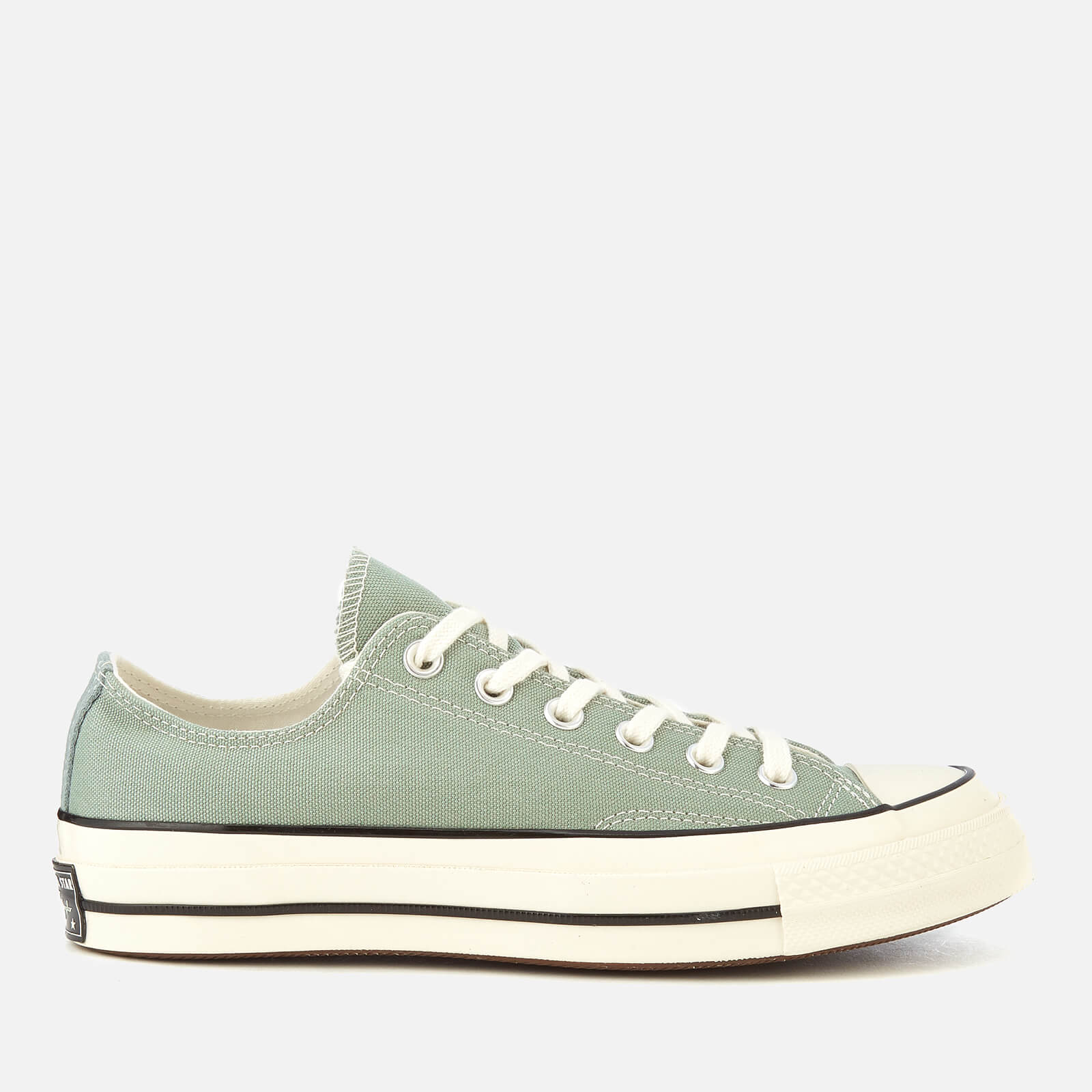 ec689c647ba Converse Chuck Taylor All Star  70 Ox Trainers - Mica Green Black Egret -  Free UK Delivery over £50