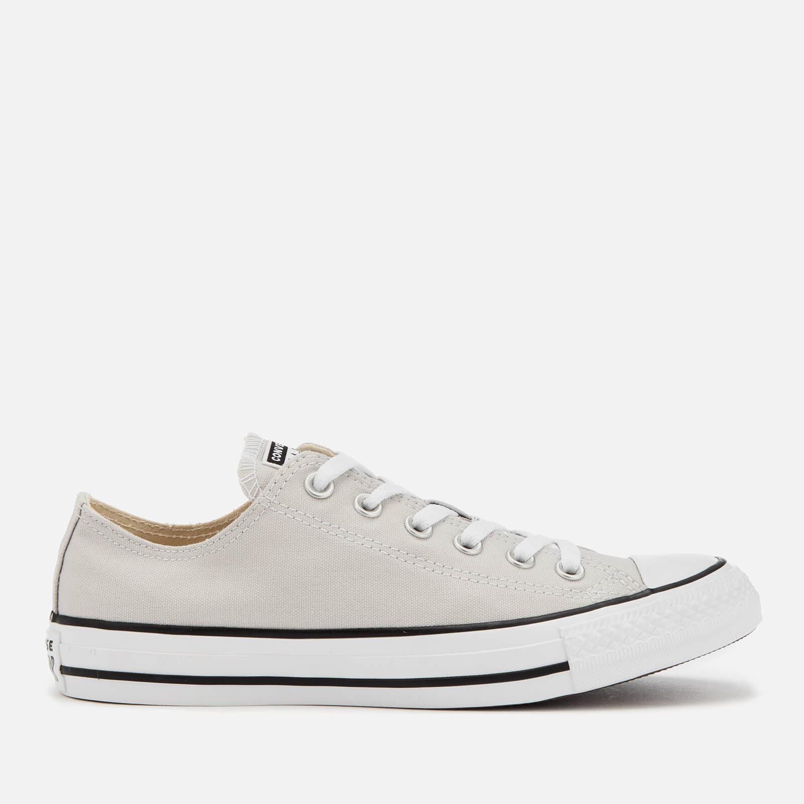 897388a9f085b Converse Chuck Taylor All Star Seasonal Ox Trainers - Mouse Grey - Free UK  Delivery over £50