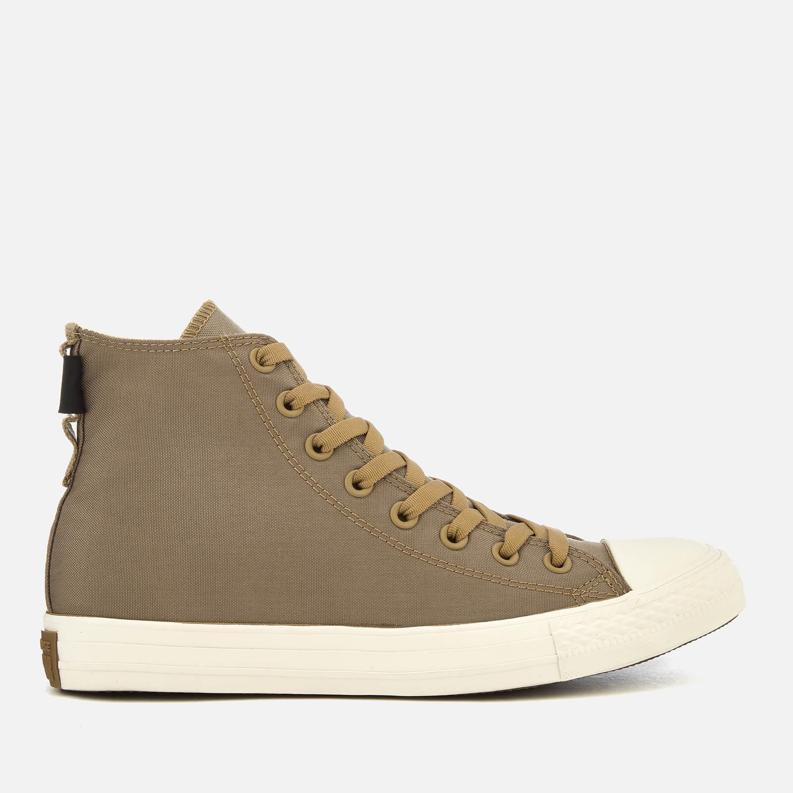 best loved 83a23 451c7 Converse Men s Chuck Taylor All Star Cordura Hi-Top Trainers - Teak Egret Brown  Mens Footwear   TheHut.com