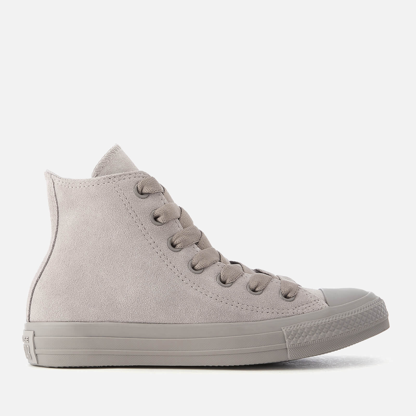 bc6885ed41b9 Converse Women s Chuck Taylor All Star Hi-Top Trainers - Mercury  Grey Mercury Grey Clothing