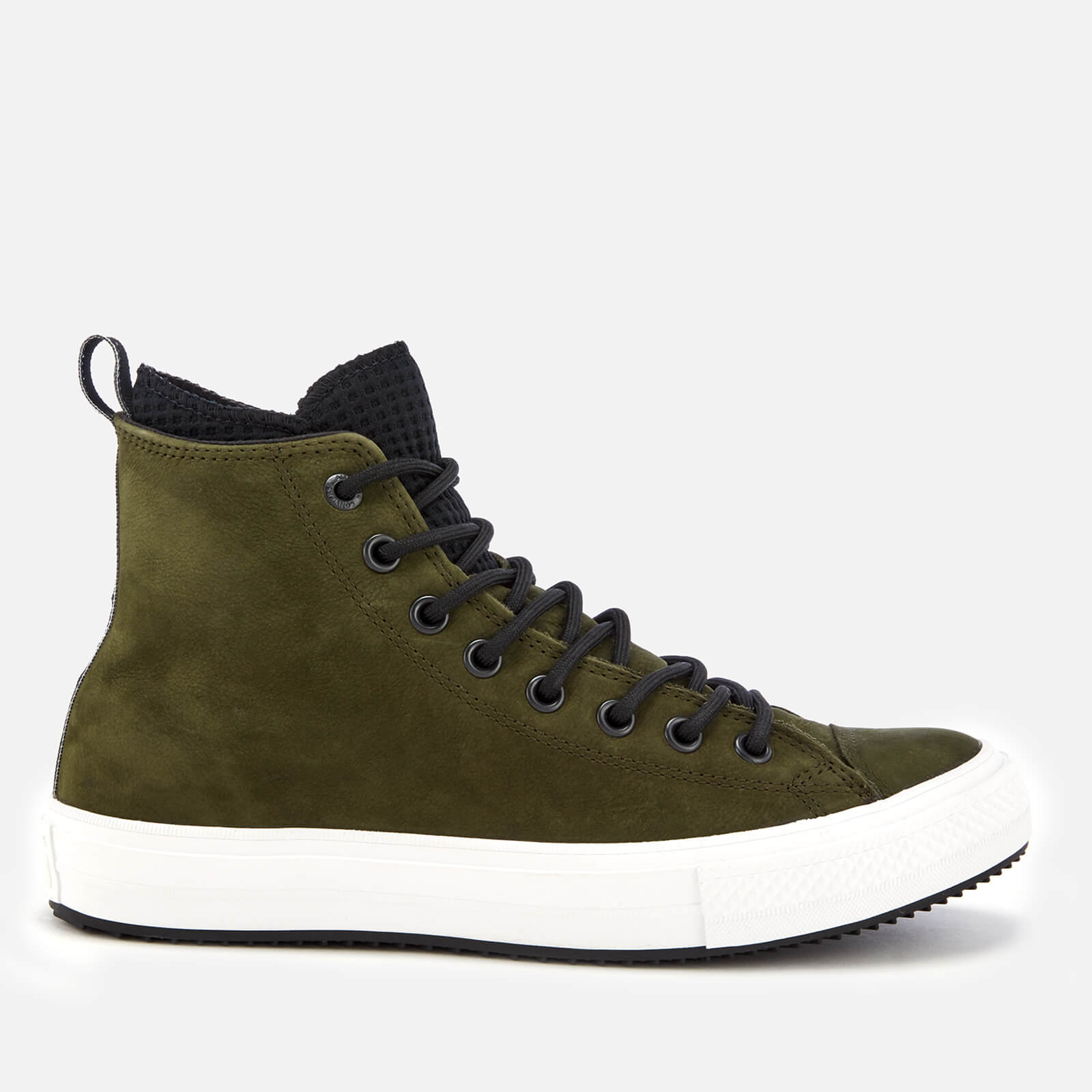 91e1255969b Converse Men s Chuck Taylor All Star Waterproof Boots - Utility Green Black  White - Free UK Delivery over £50