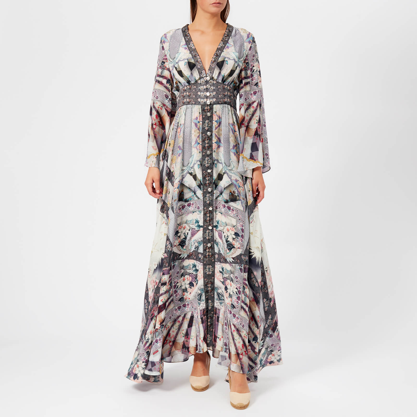 cf9e710d9 Camilla Women's Kimono Sleeve Dress - In Her Shoes - Free UK Delivery over  £50