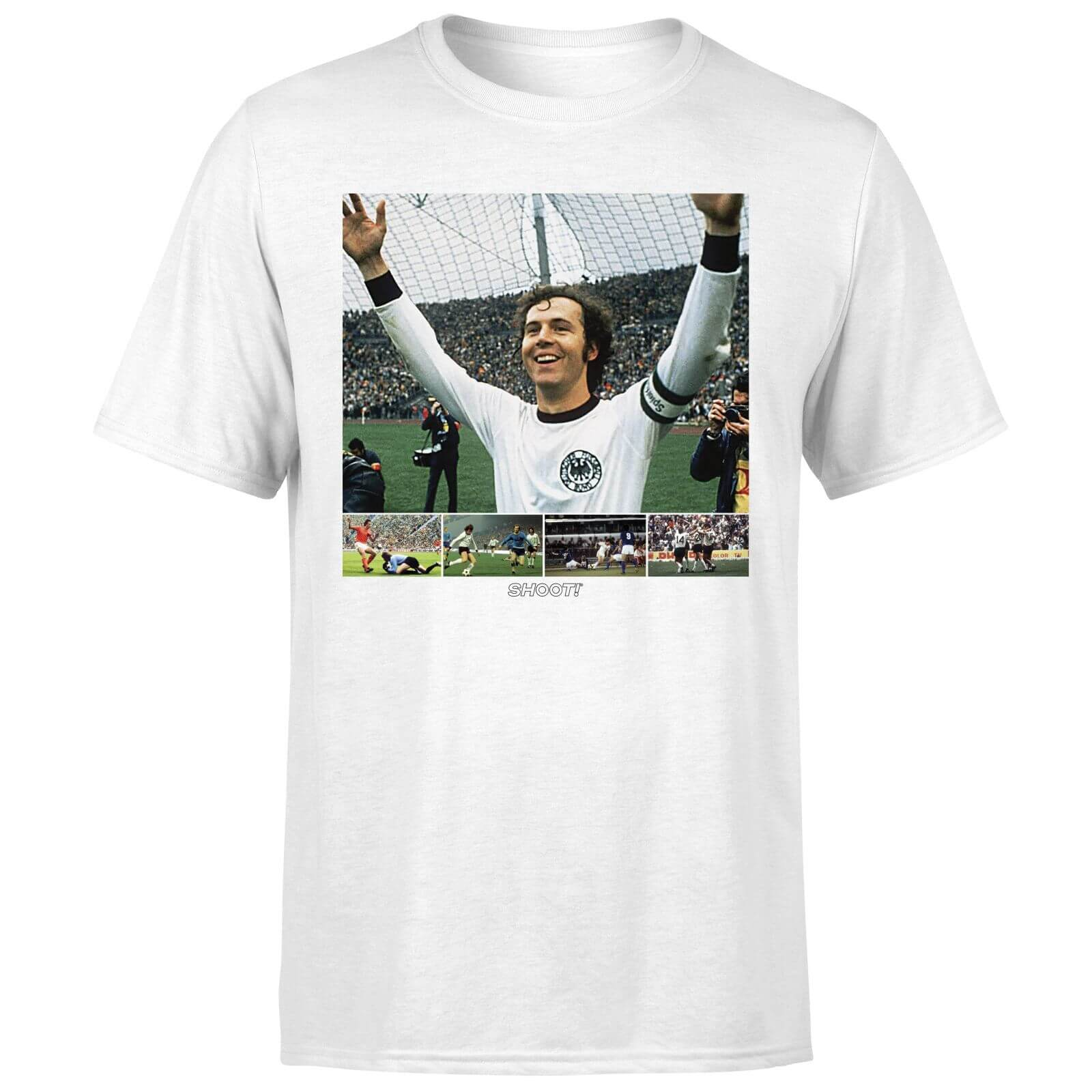 Shoot! Beckenbauer Celebration Men