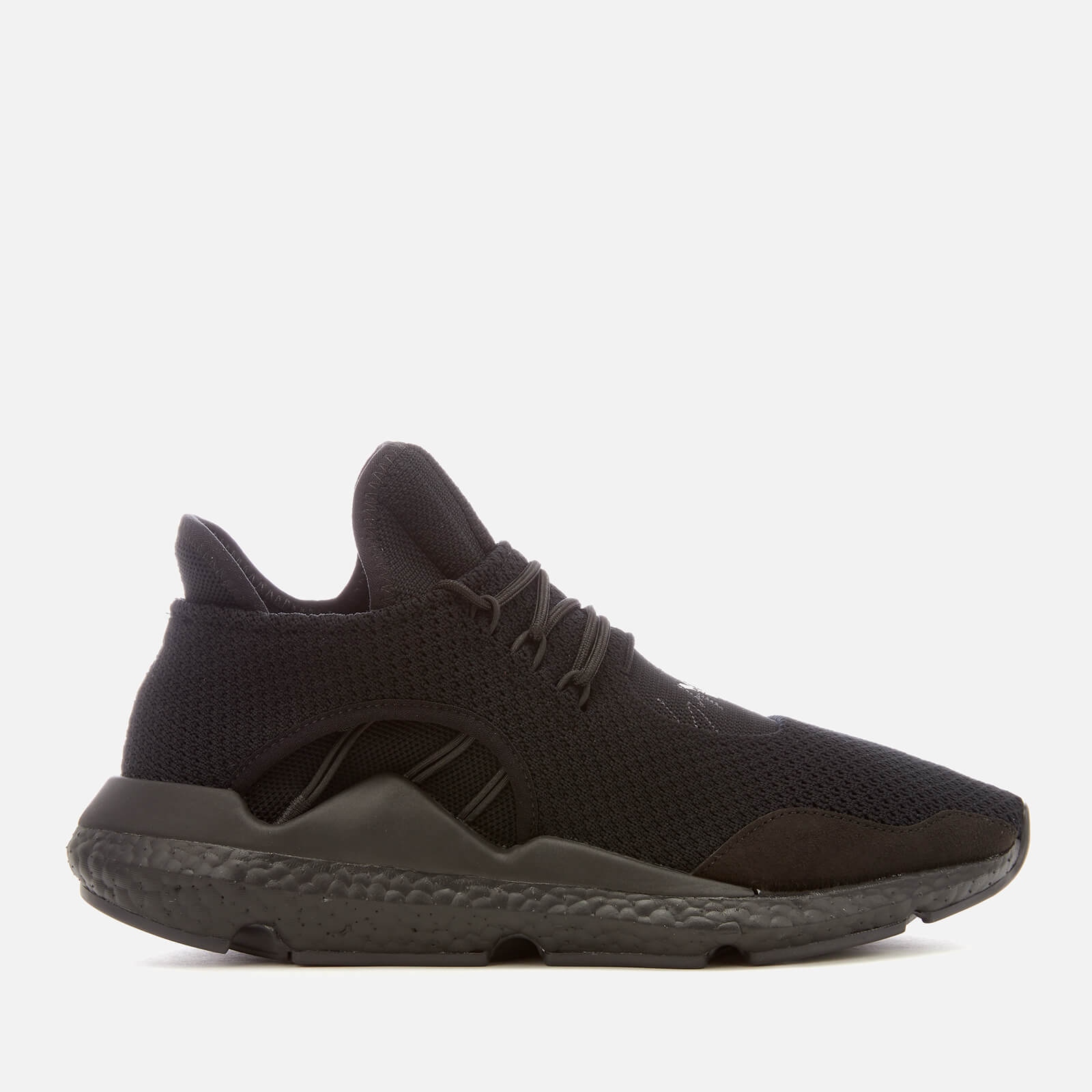 new concept 945ca 2b6cd Y-3 Men s Saikou Trainers - Black Y-3 Men s - Free UK Delivery over £50