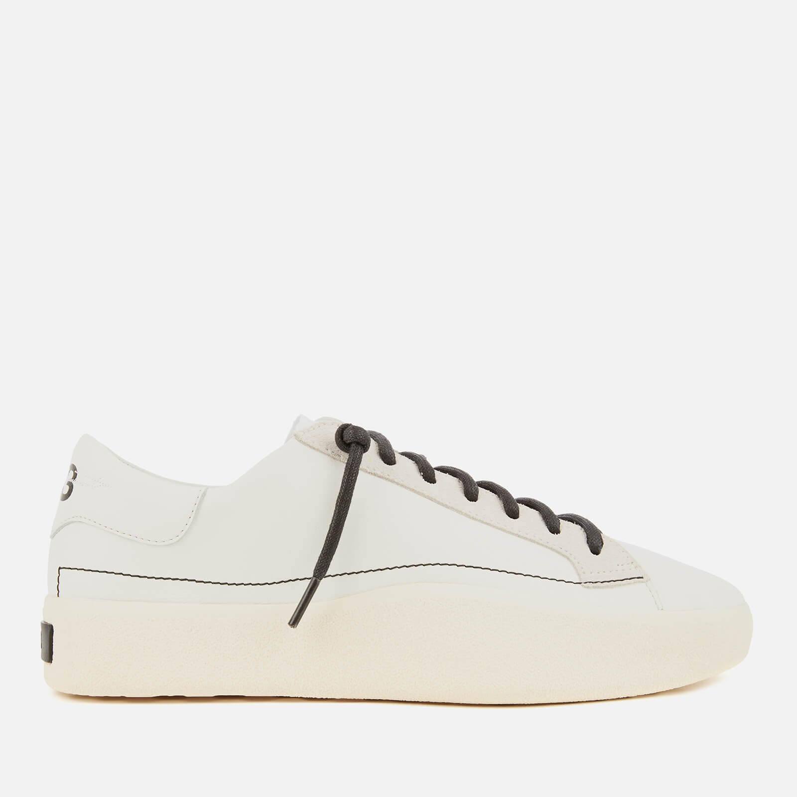 e8c343237a4bb Y-3 Men s Tangutsu Lace Trainers - FTWR White - Free UK Delivery over £50