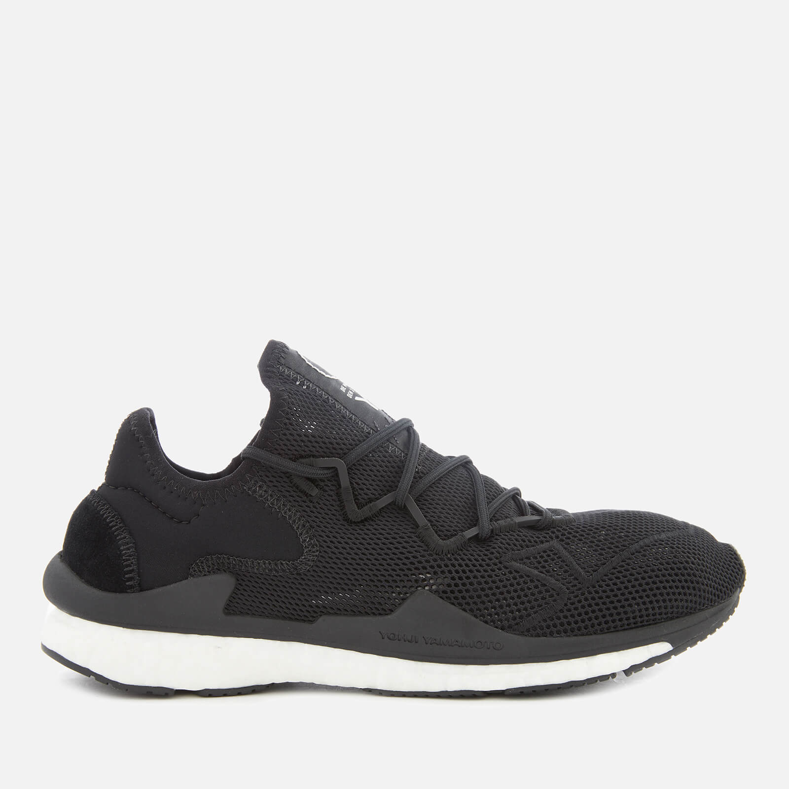 3923f3698 Y-3 Men s Adizero Runner Trainers - Black - Y3 - Free UK Delivery over £50