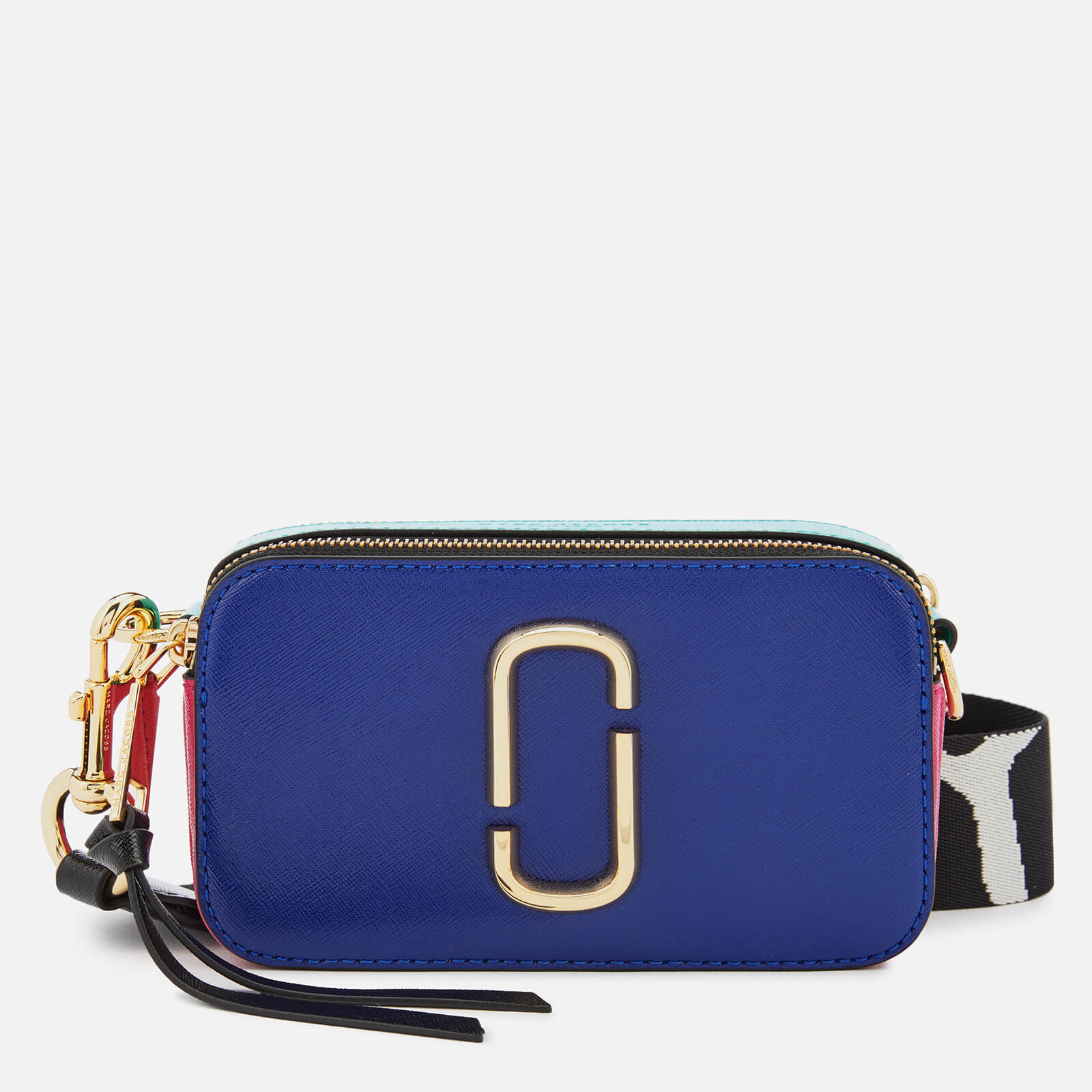 Marc Jacobs Women s Snapshot Cross Body Bag - Academy Blue Multi - Free UK  Delivery over £50 aa079c287f693