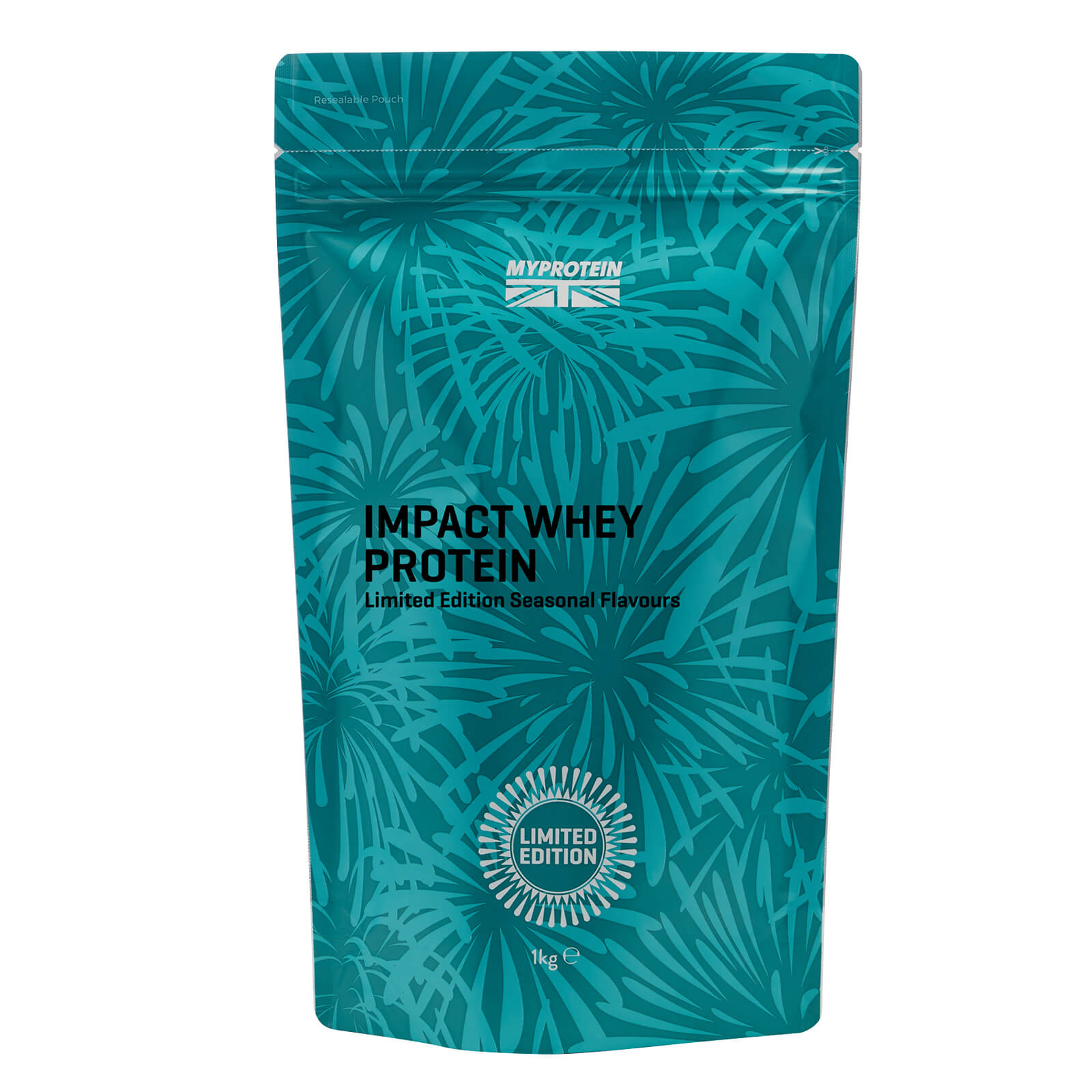Impact Whey Protein - Limited Edition Seasonal Flavours, Red Apple, 1kg