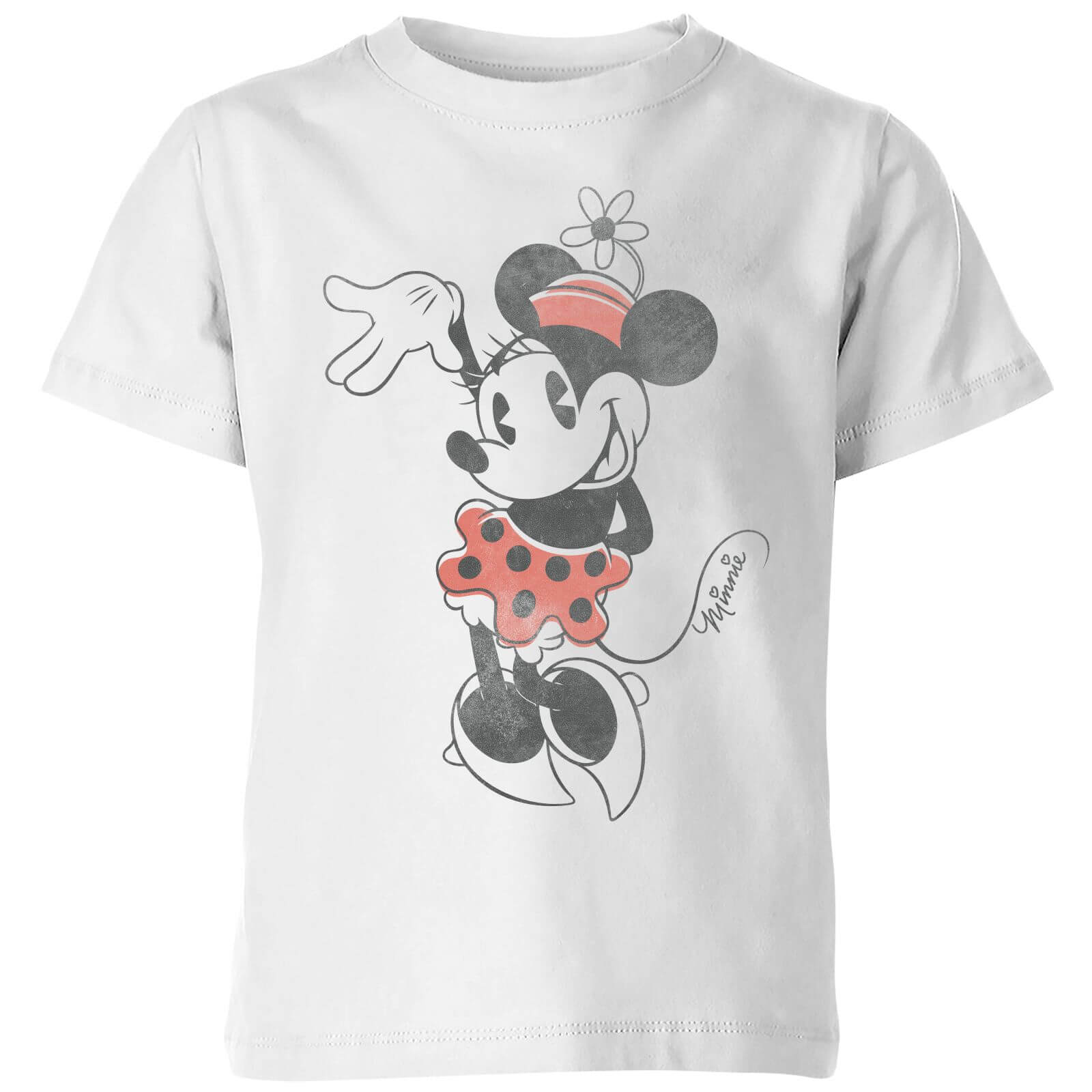 Disney Minnie Mouse Waving Kids