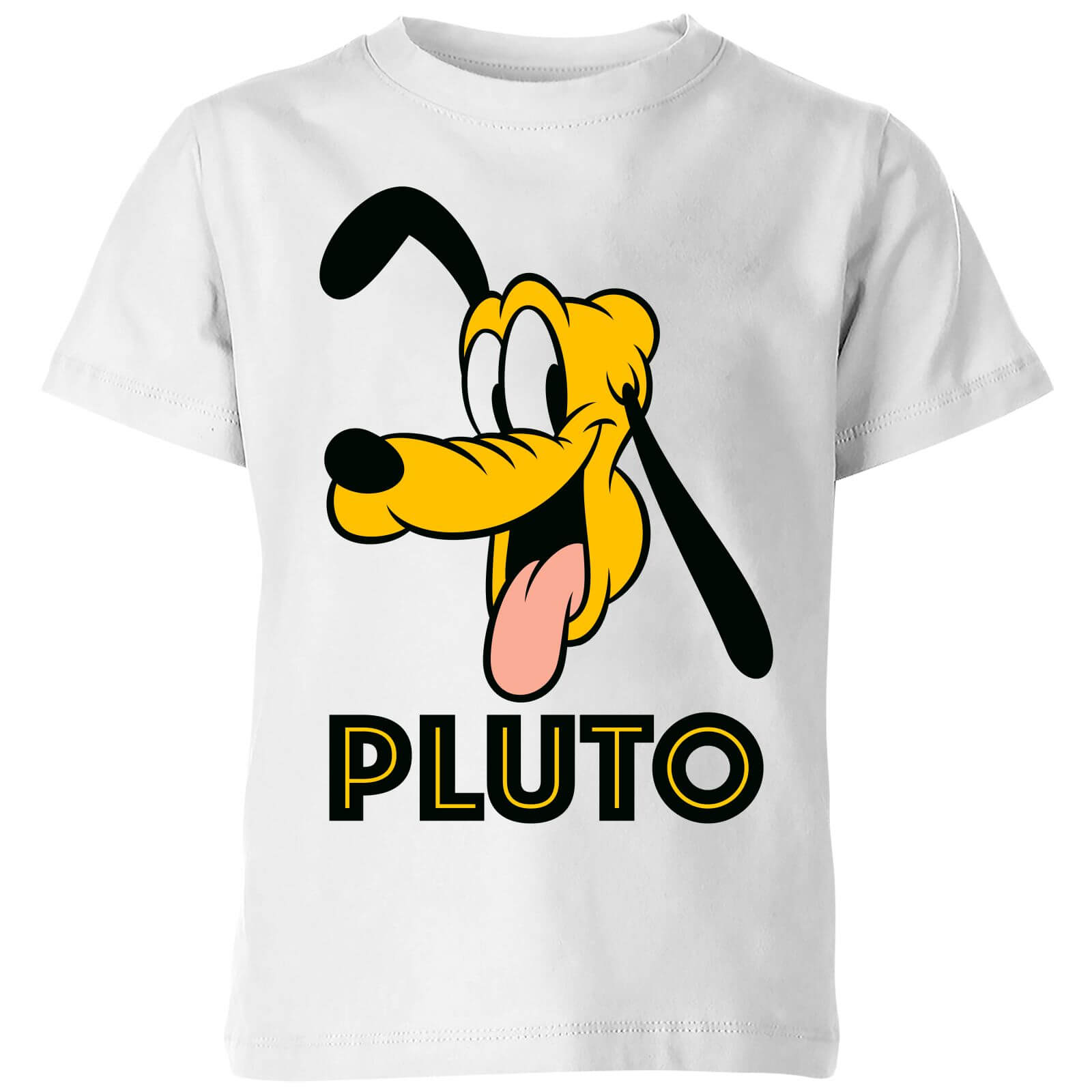 Disney Pluto Face Kids