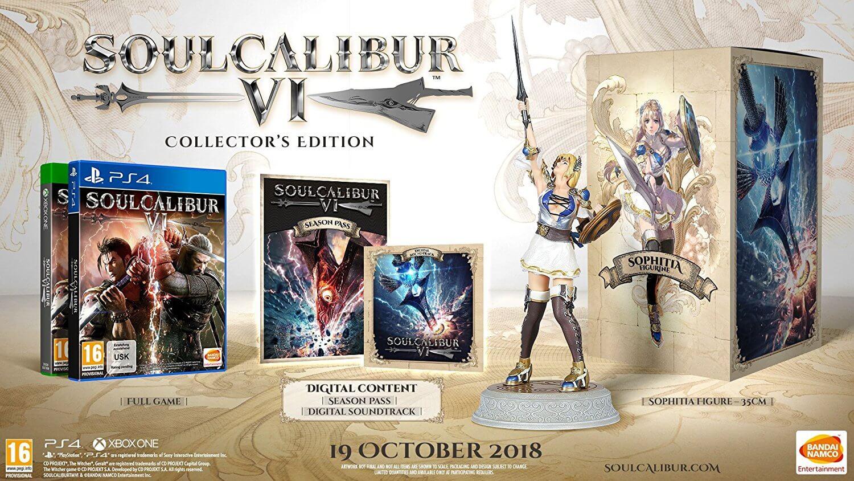 Soul Calibur Vi Collector S Edition Xbox One Zavvi