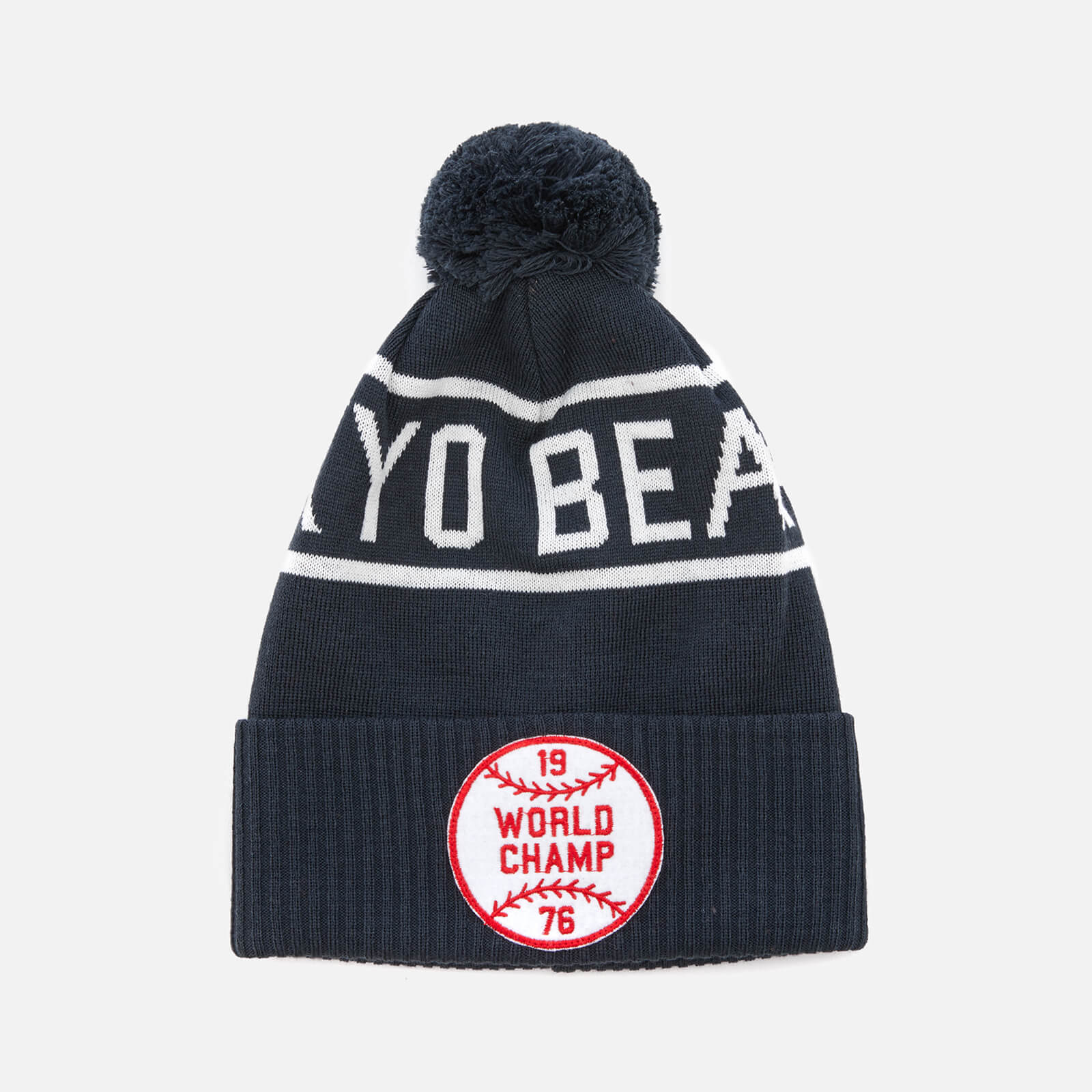 39e280daa2899 Champion X Beams Men s Beanie Cap - Blue - Free UK Delivery over £50