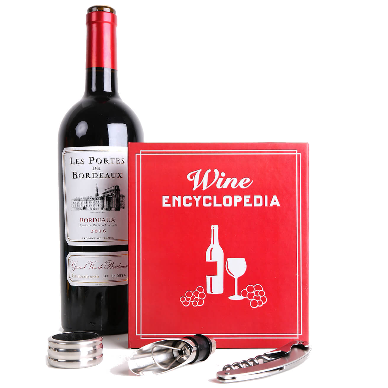 Wine Book - Accessory Kit
