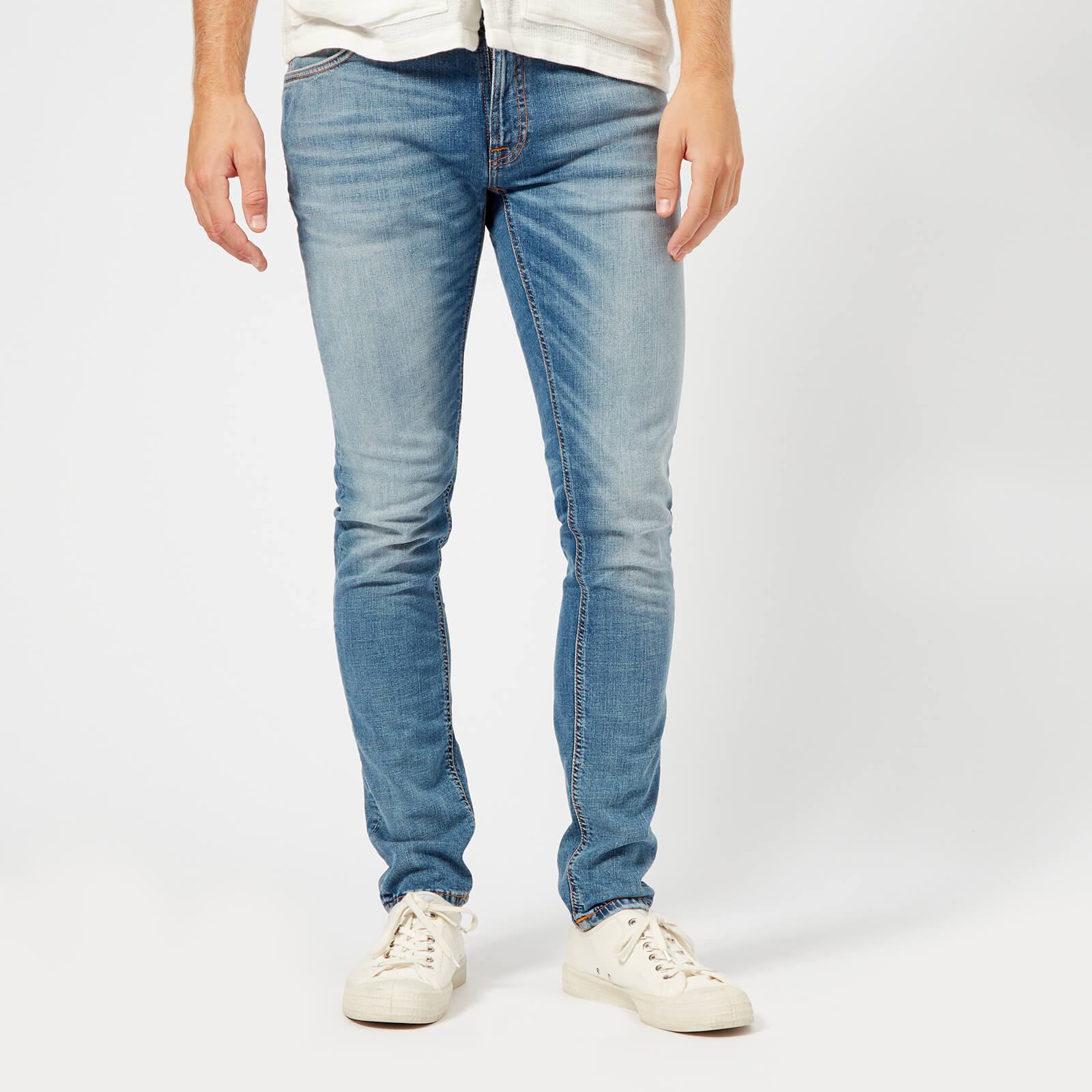 00d33c00ae67 Nudie Jeans Men s Skinny Lin Jeans - Slowly Worn - Free UK Delivery over £50