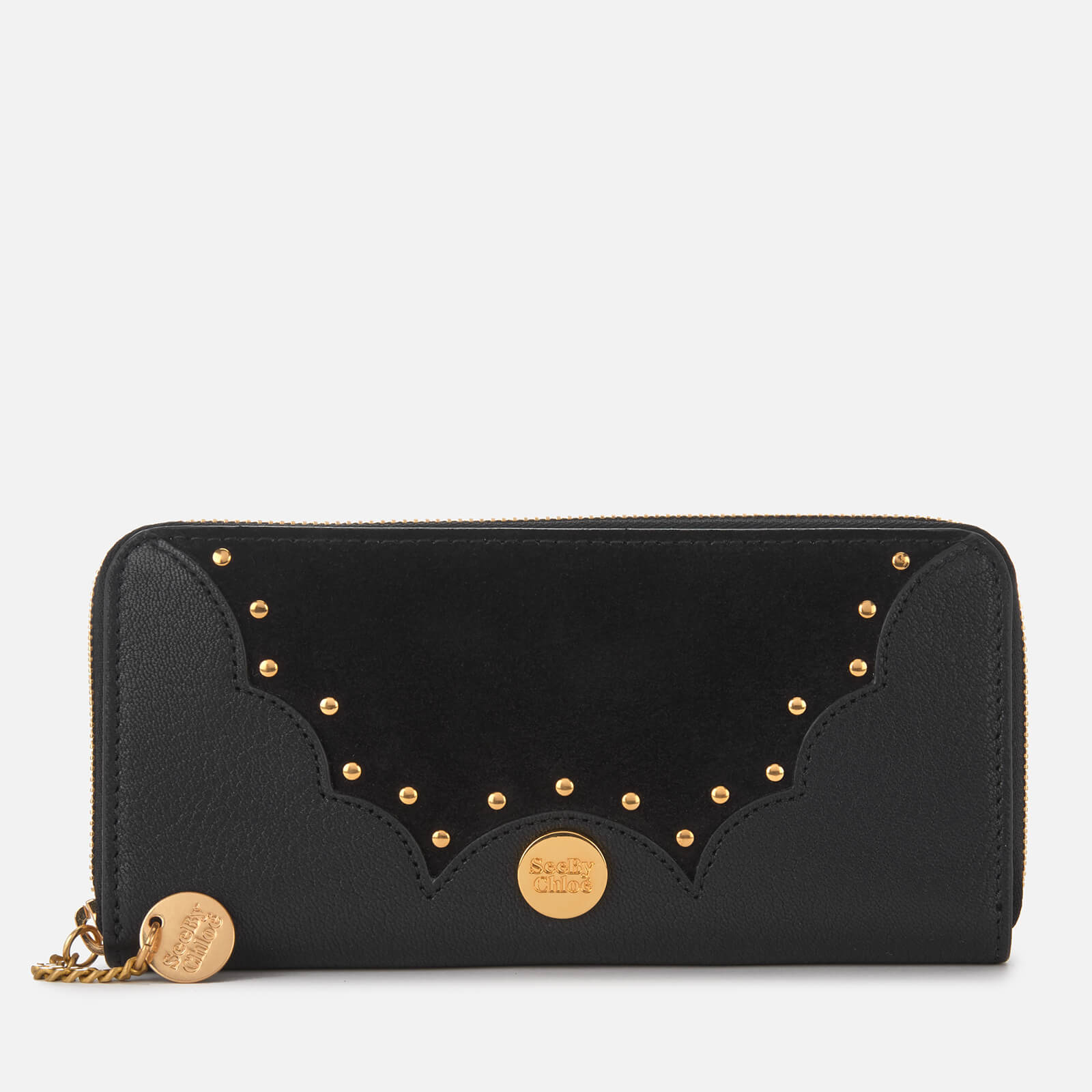 00fd06bc See By Chloé Women's Continental Wallet - Black