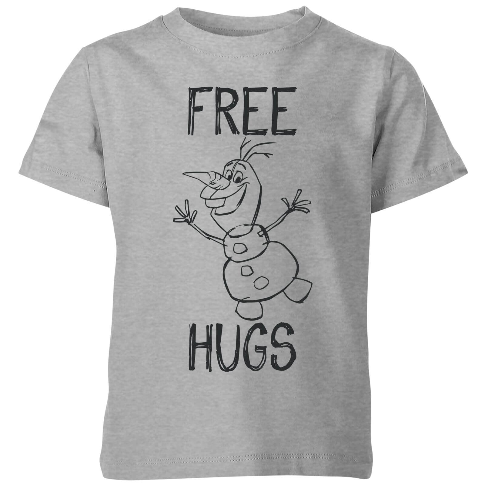 Frozen Olaf Free Hugs Kids