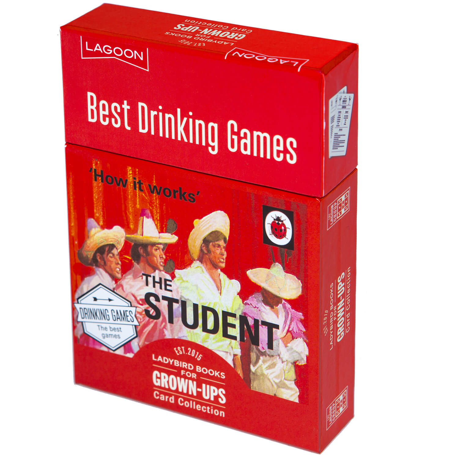 Ladybird Books for Grown-Ups Best Drinking Games