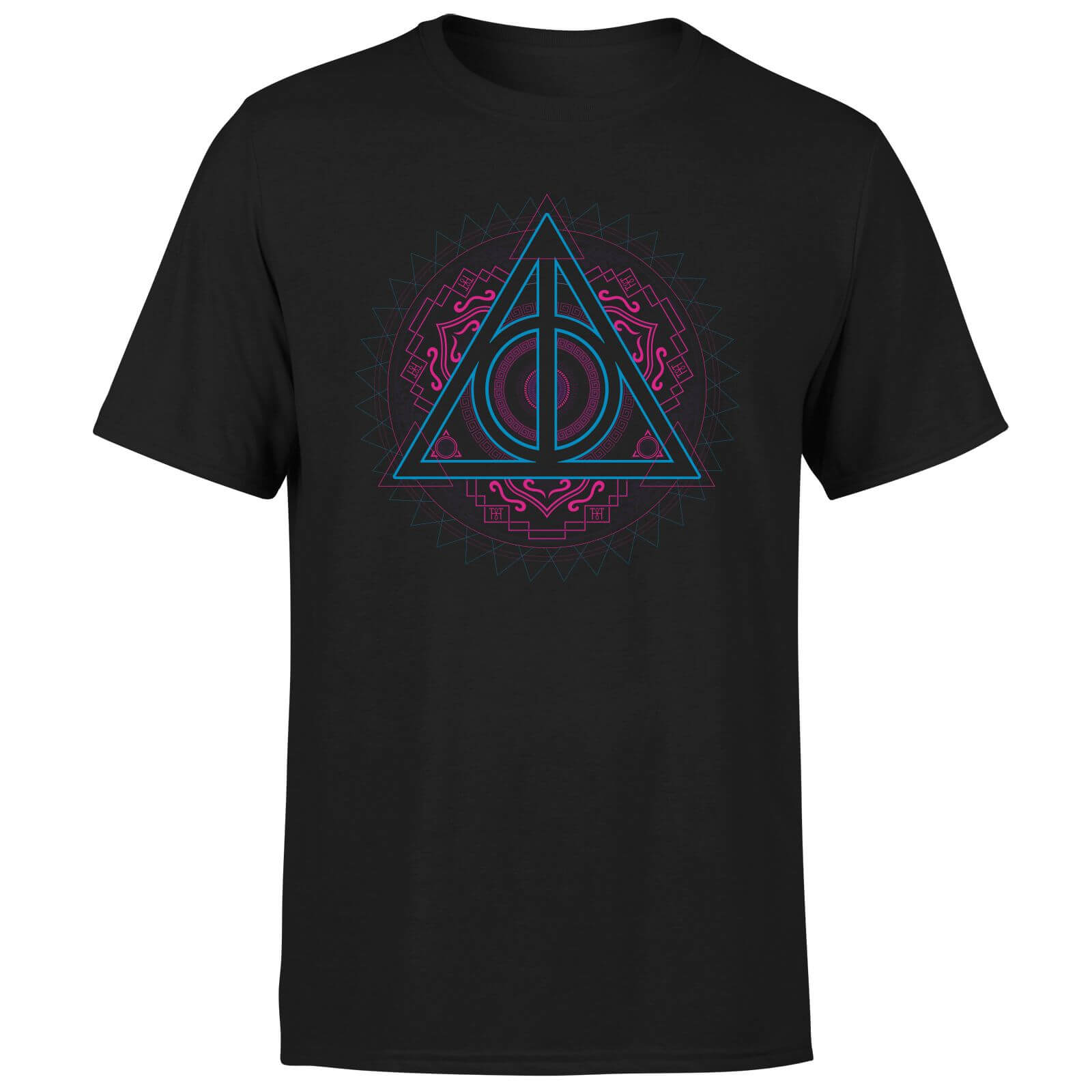 Harry Potter Neon Deathly Hallows Men