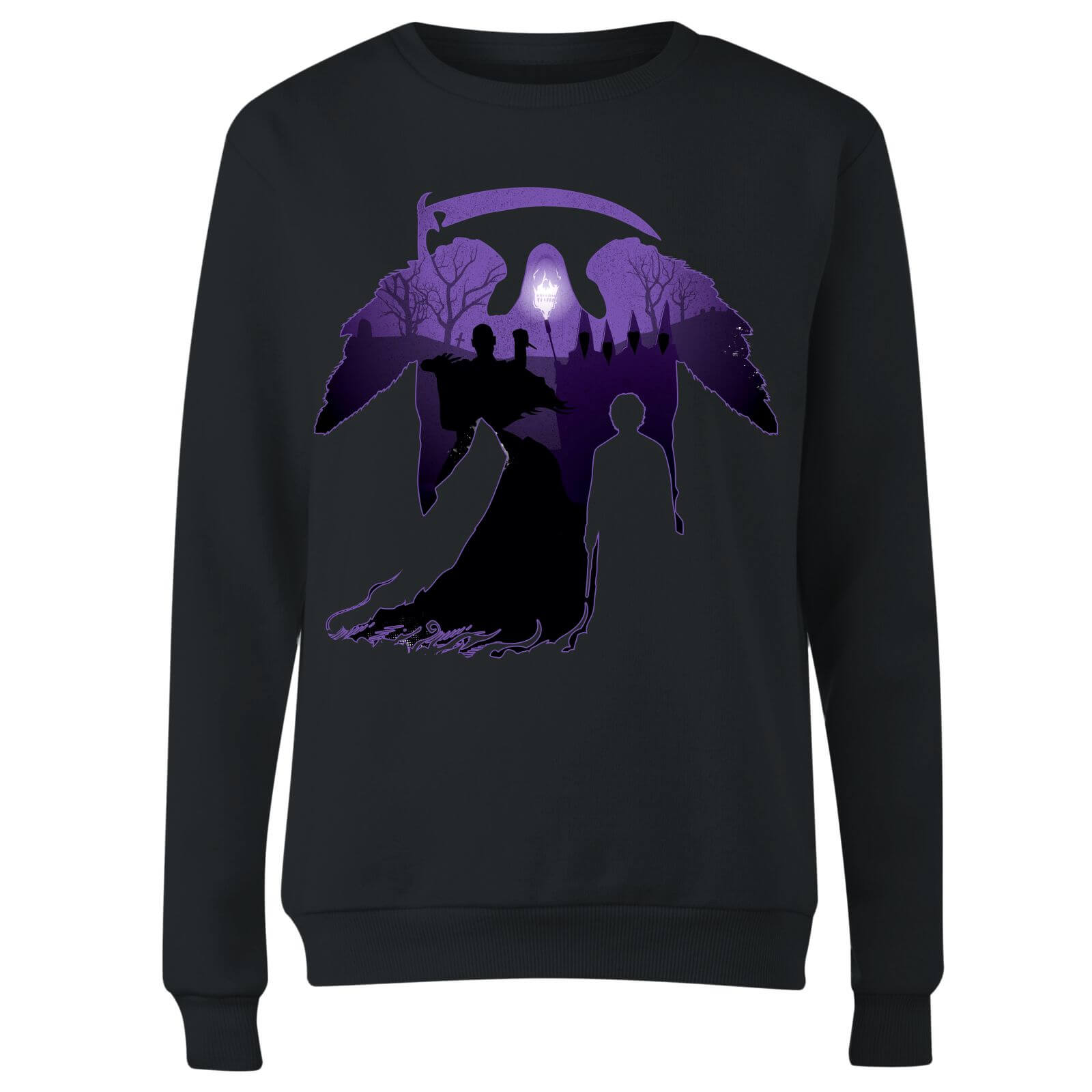 Harry Potter Graveyard Silhouette Women