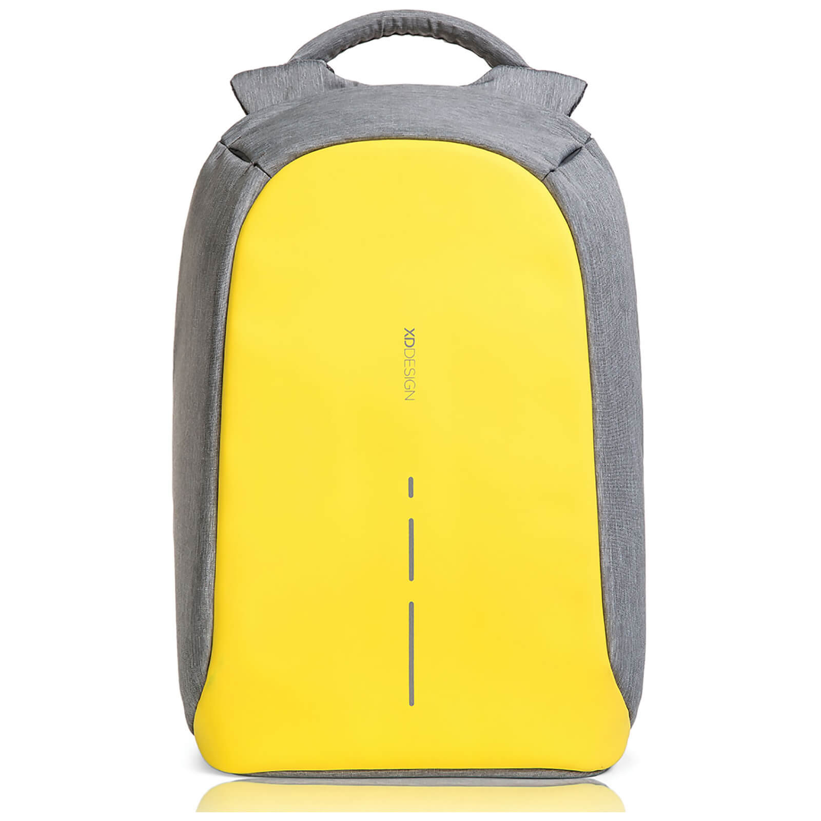 d846f6d9106b XD Design Bobby Compact Anti Theft Backpack Bag - Primrose Yellow