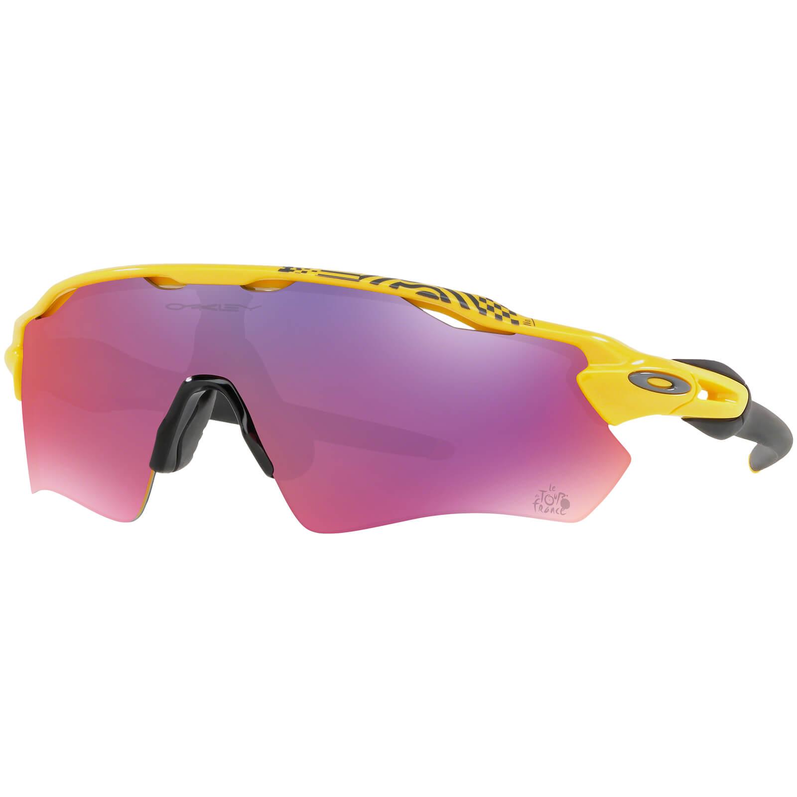 59f9fadc30 Oakley Radar EV Path Tour de France Limited Edition Sunglasses -  Yellow Prizm Road