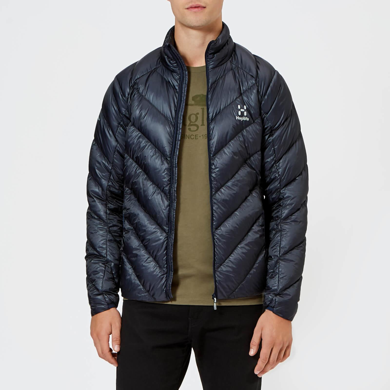 a4be0888 Haglofs Men's L.I.M Essens Jacket - Tarn Blue Clothing | TheHut.com