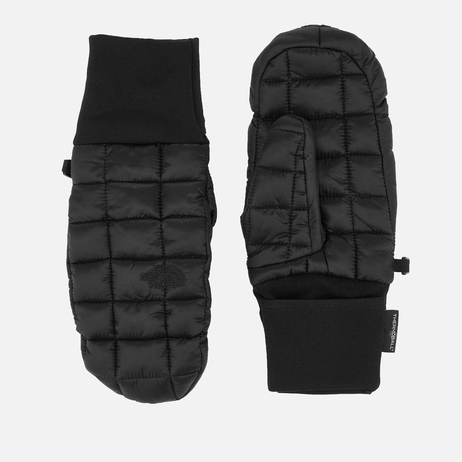 6719c7ead The North Face Thermoball Mitt Gloves - TNF Black