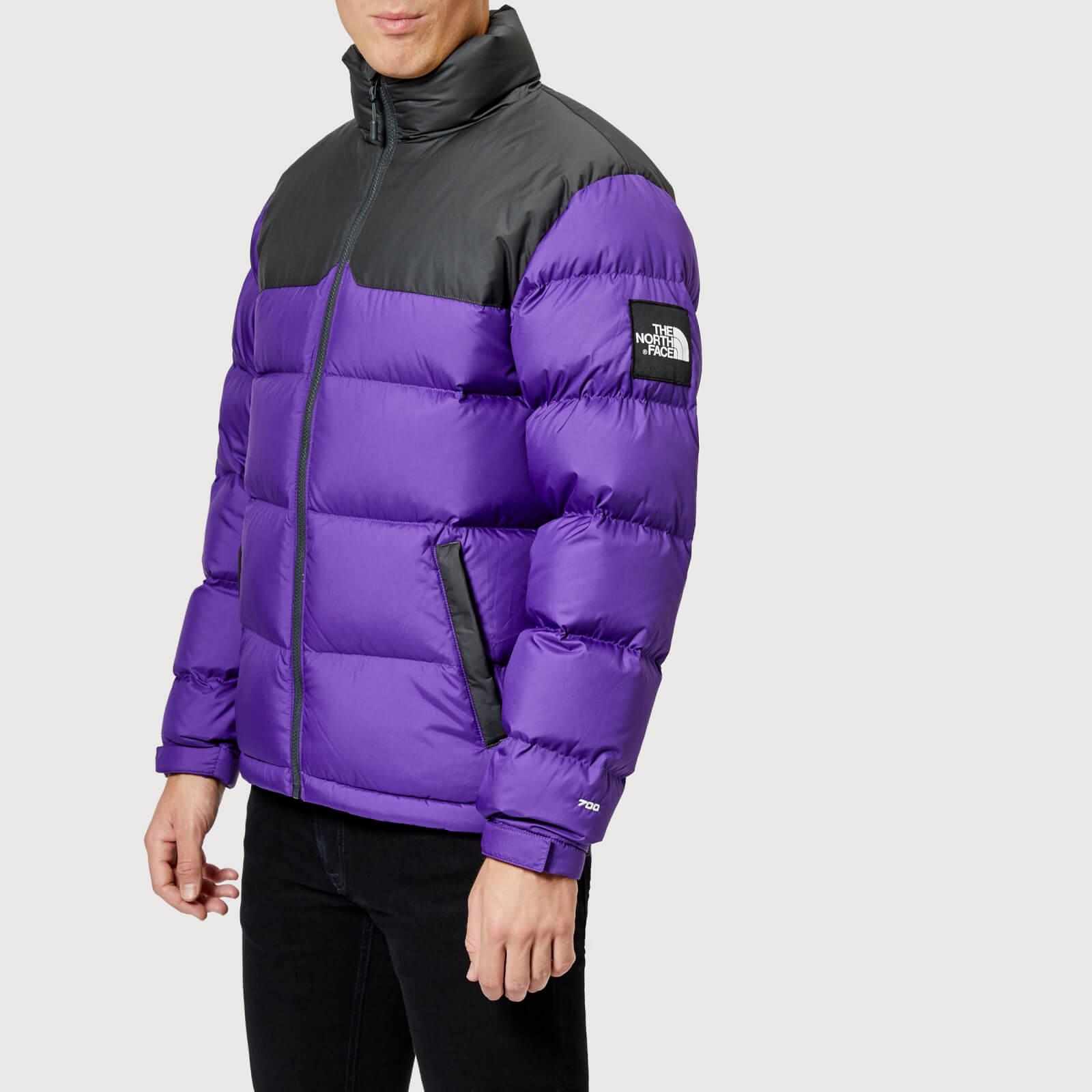 970087c36 The North Face Men's 1992 Nuptse Jacket - Tillandsiapurple/Asphalt Grey