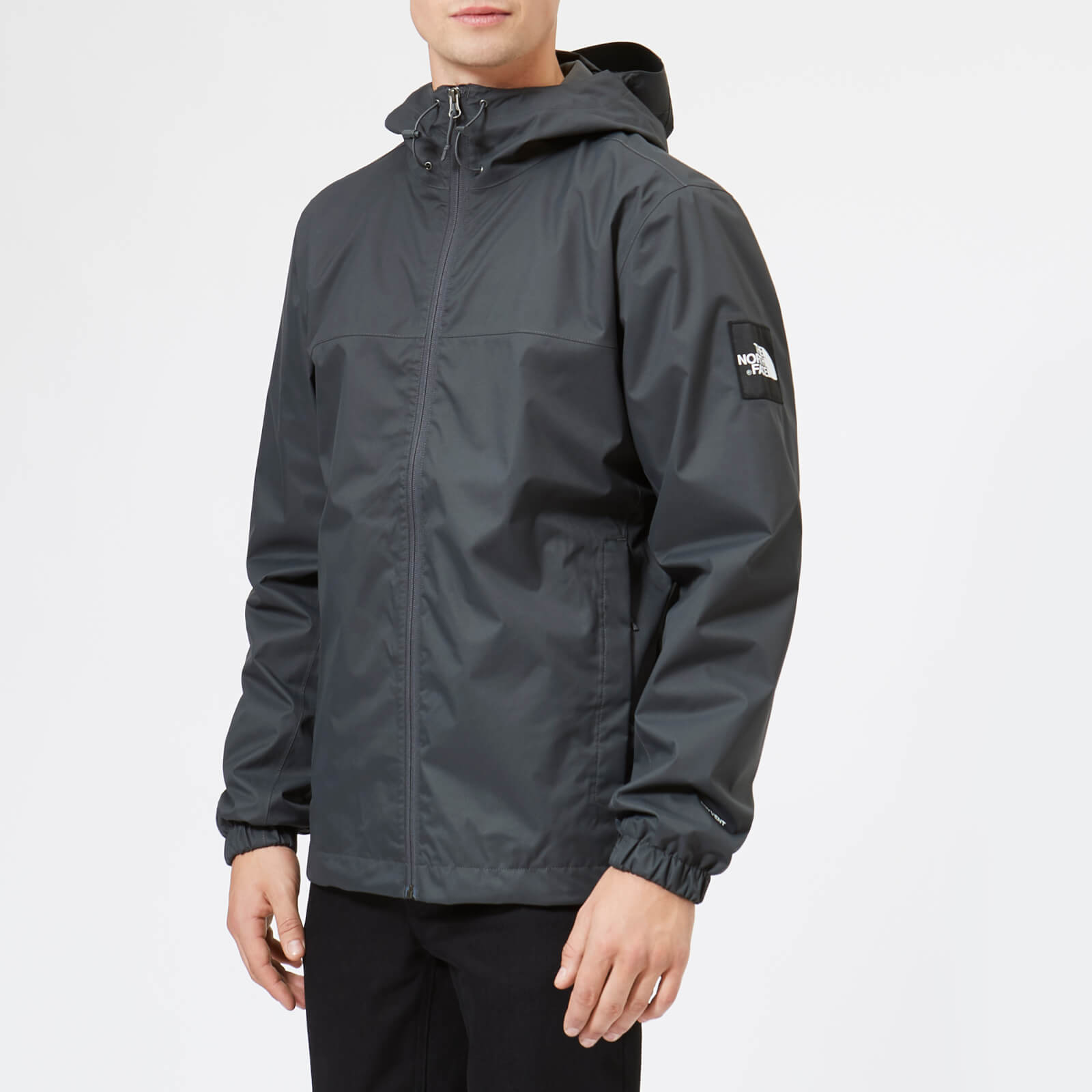 b8e3ad498d2b The North Face Men s Mountain Q Jacket - Asphalt Grey - Free UK Delivery  over £50