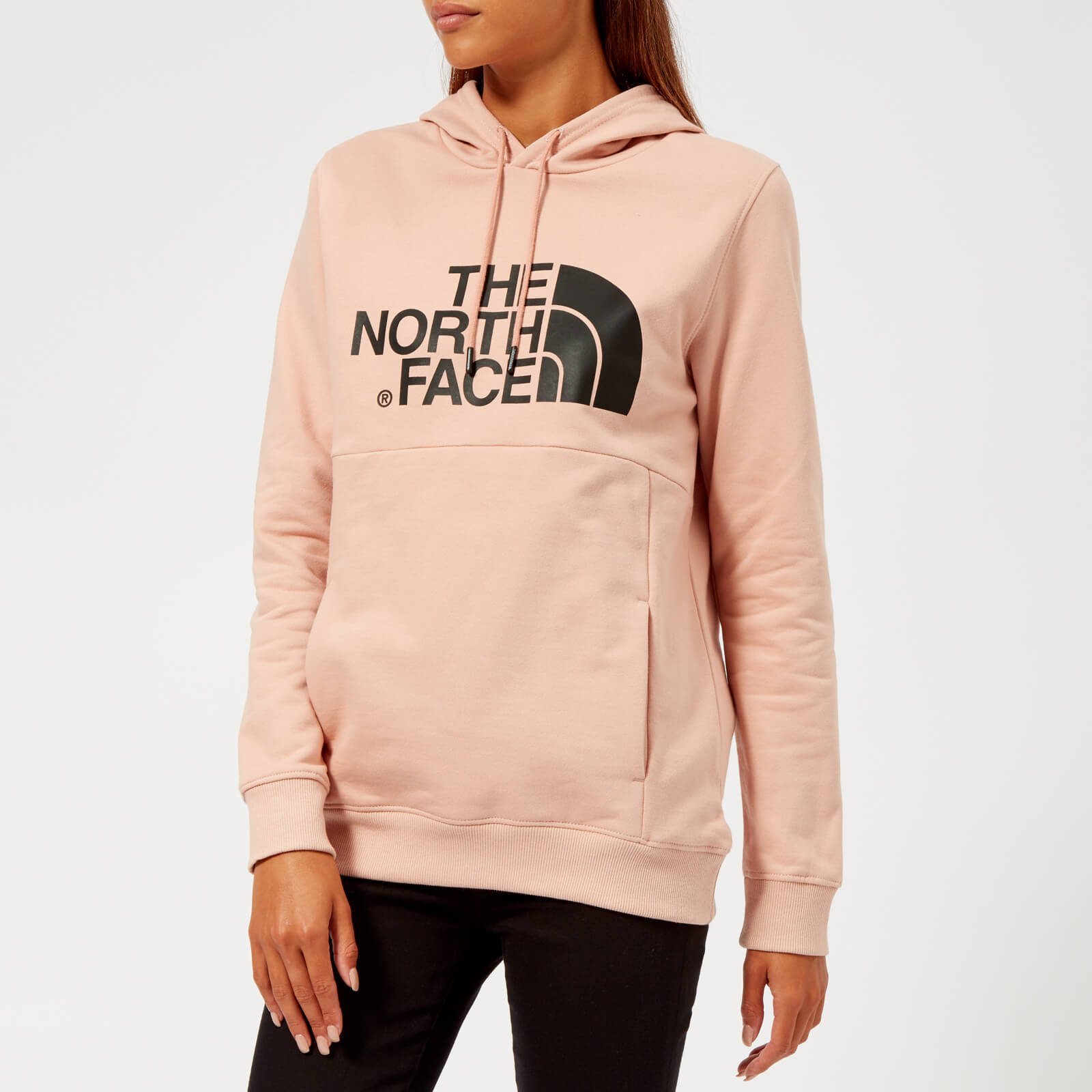 300a756ac698 The North Face Women s Drew Hoody - Misty Rose Womens Clothing ...