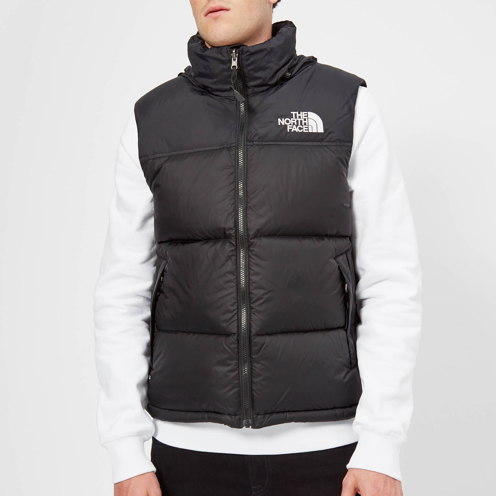 a740f2787 The North Face Men's 1996 Retro Nuptse Vest - TNF Black