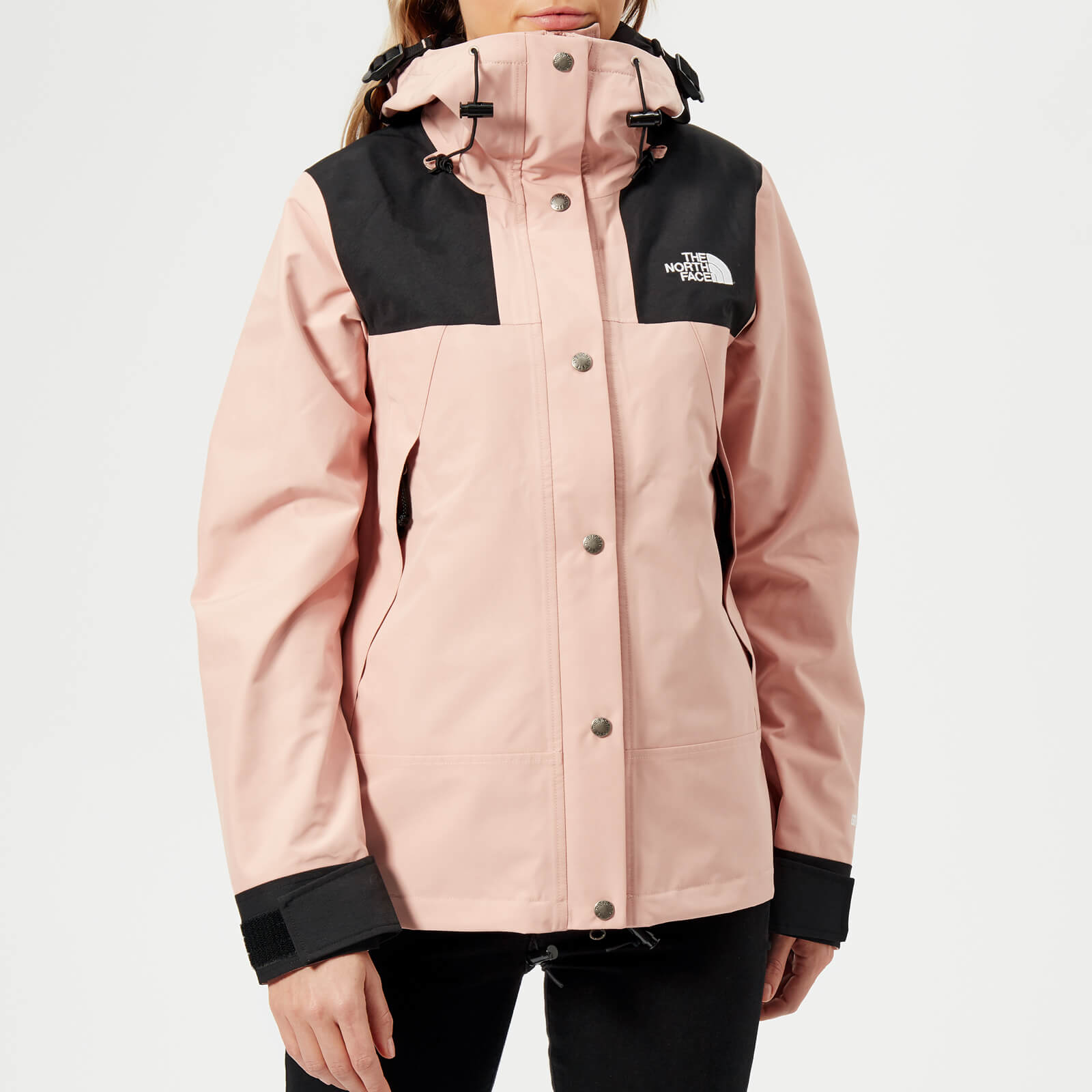 666d3f437a5144 The North Face Women's 1990 Mountain Gore-Tex Jacket - Misty Rose Womens  Clothing   TheHut.com