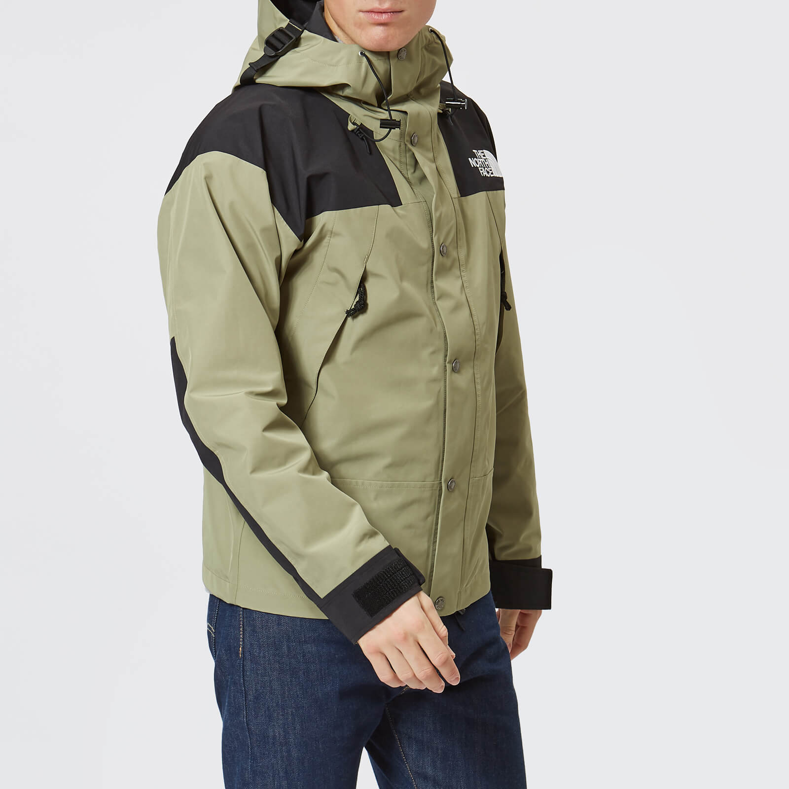 c80829df2720 ... The North Face Men s 1990 Mountain Gore-Tex Jacket - Tumbleweed Green