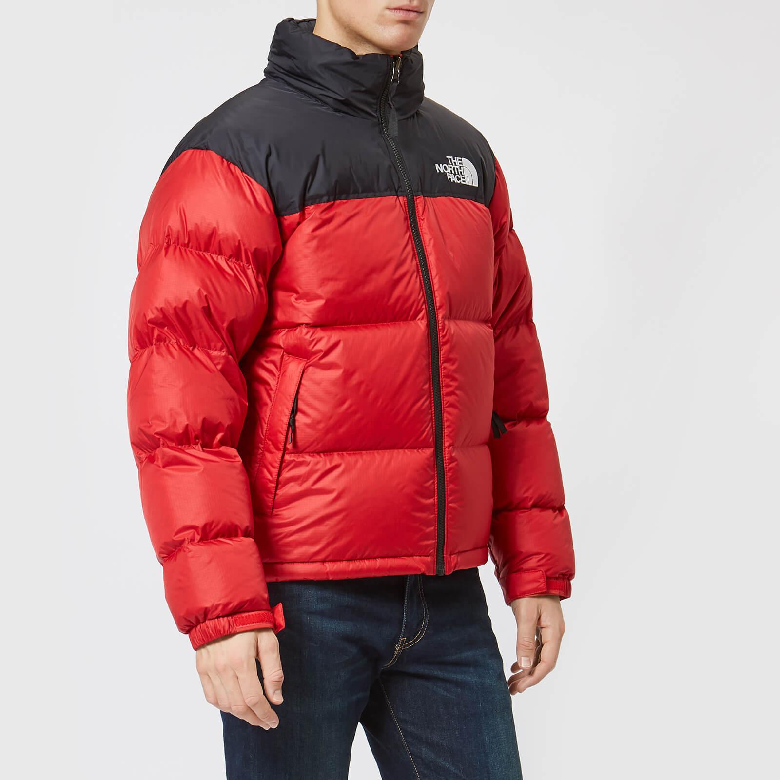 The North Face M 1996 Rto Nptse Jkt Tnf Red XL: